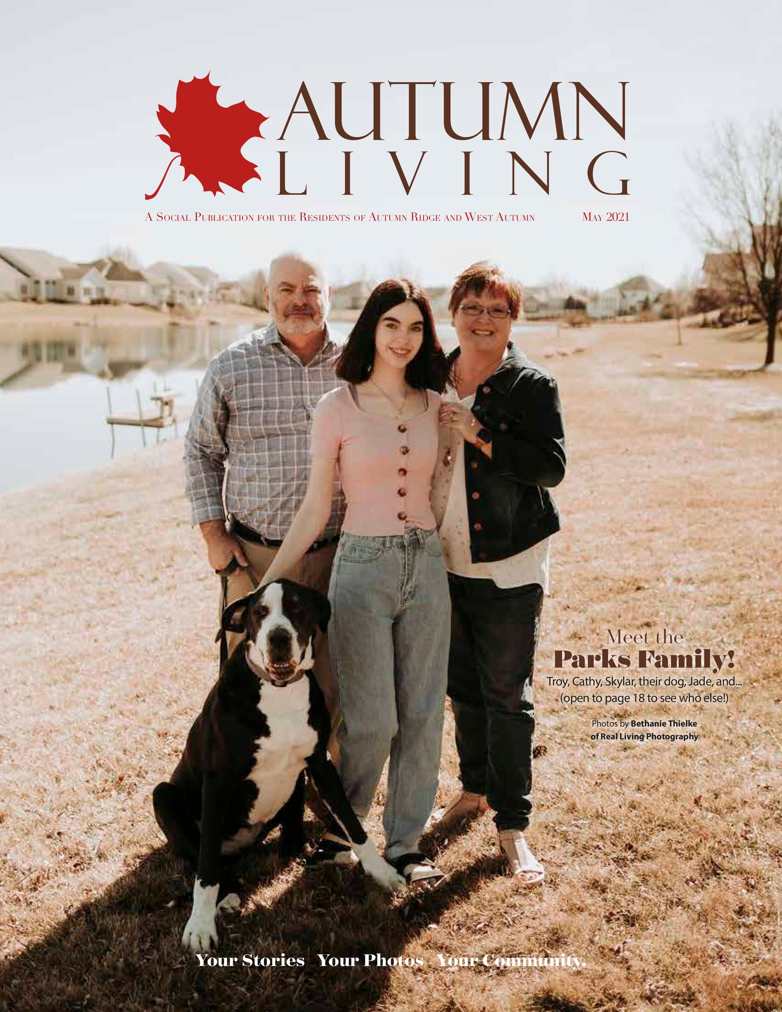 Autumn Living 2021-05-01