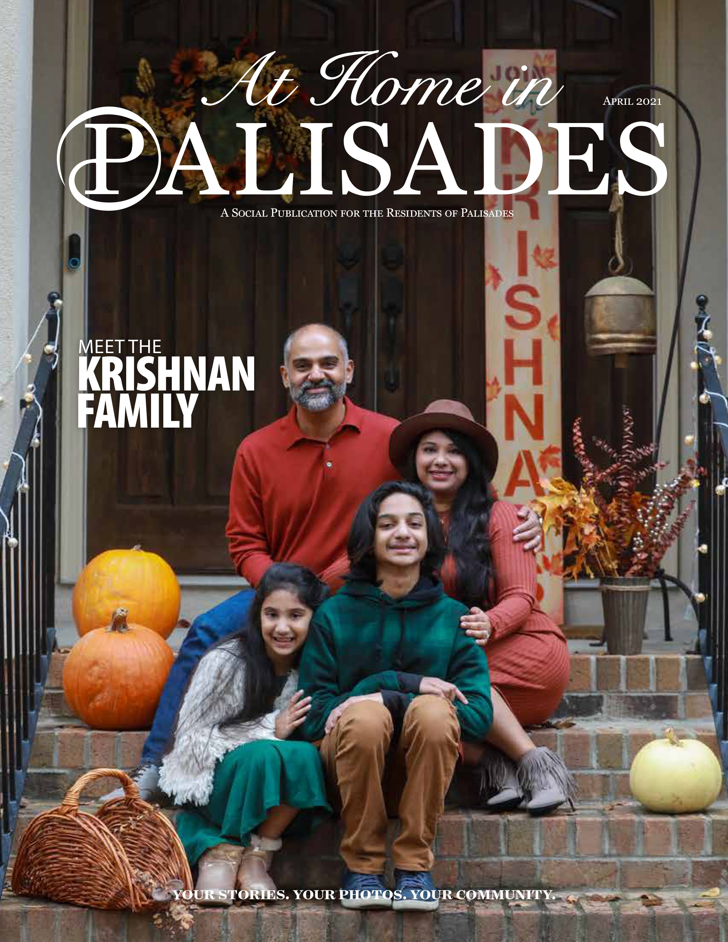 At Home in Palisades 2021-04-01