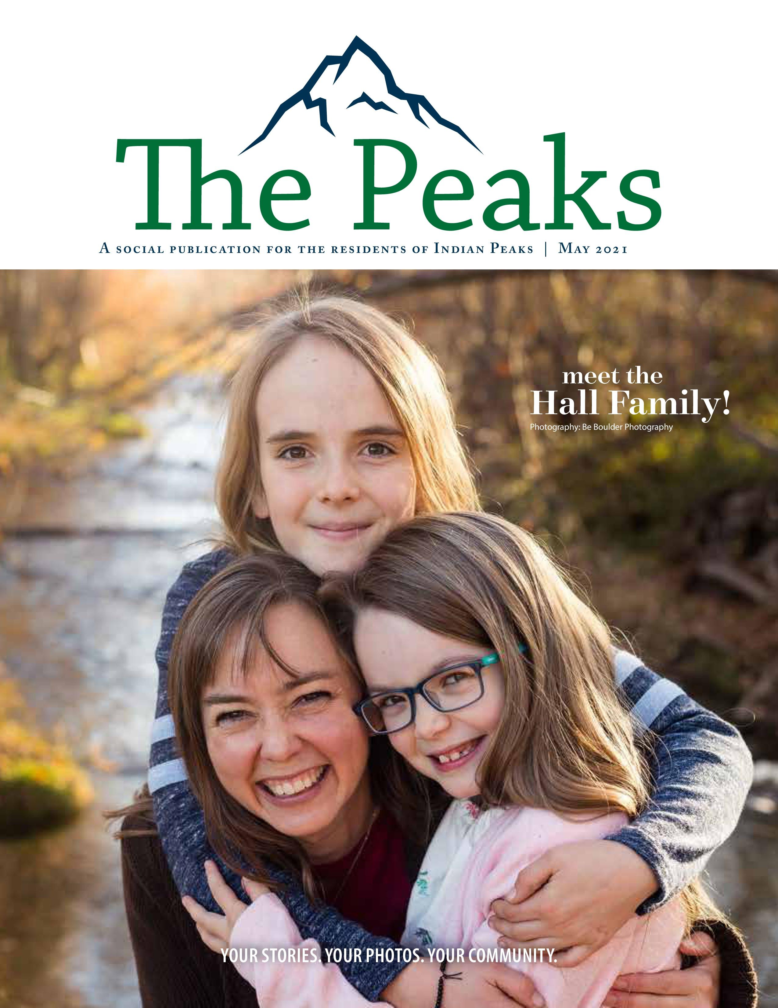 The Peaks 2021-05-01