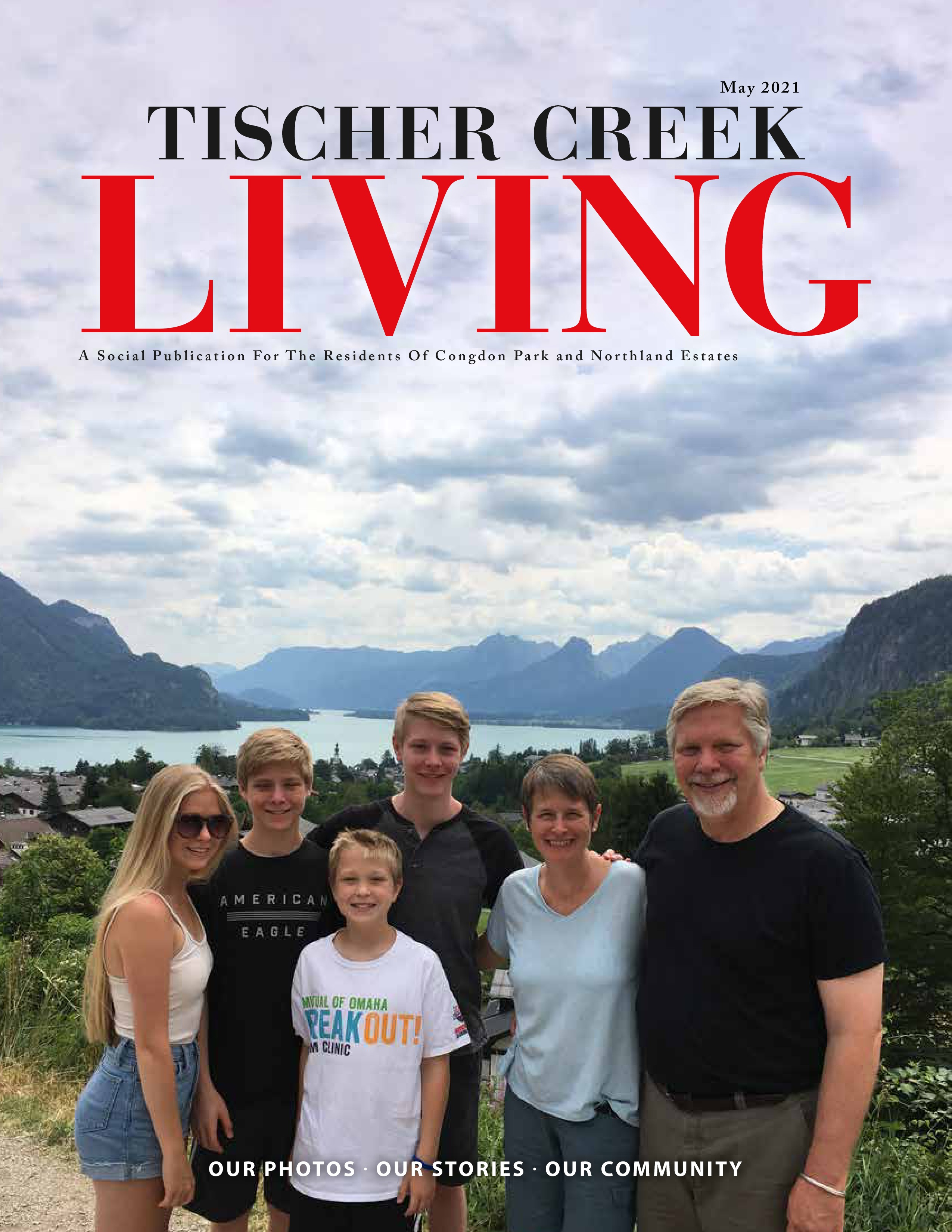 Tischer Creek Living 2021-05-01