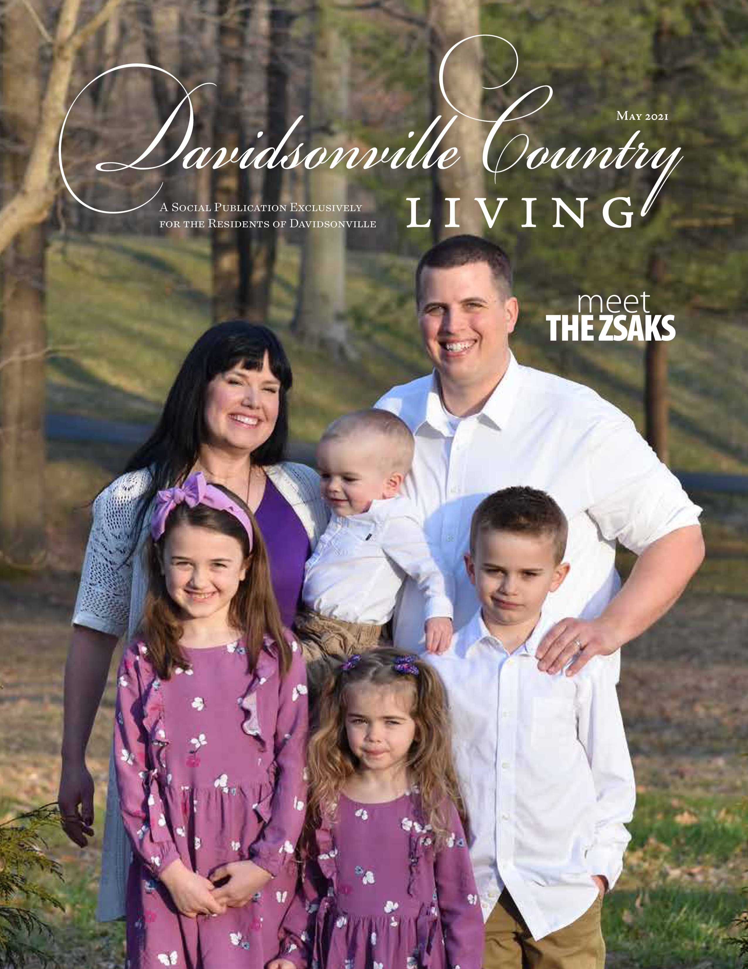 Davidsonville Country Living 2021-05-01