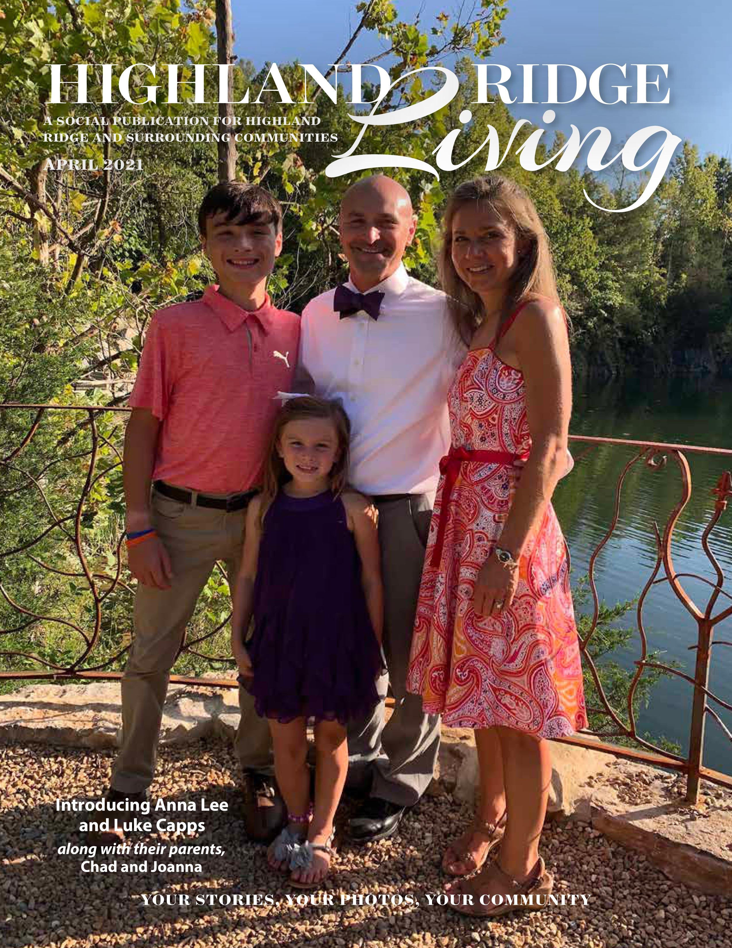 Highland Ridge Living 2021-04-01