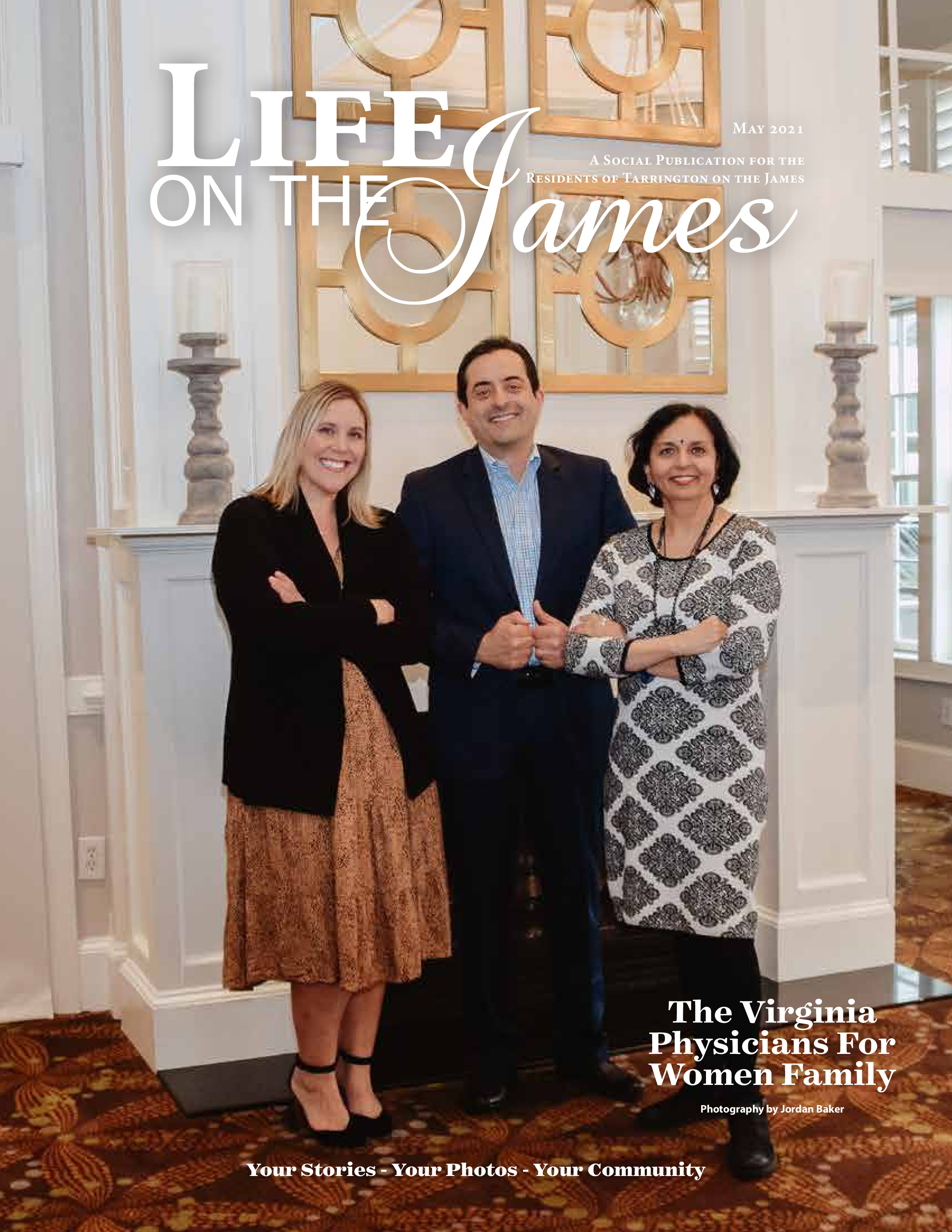 Life on the James 2021-05-01