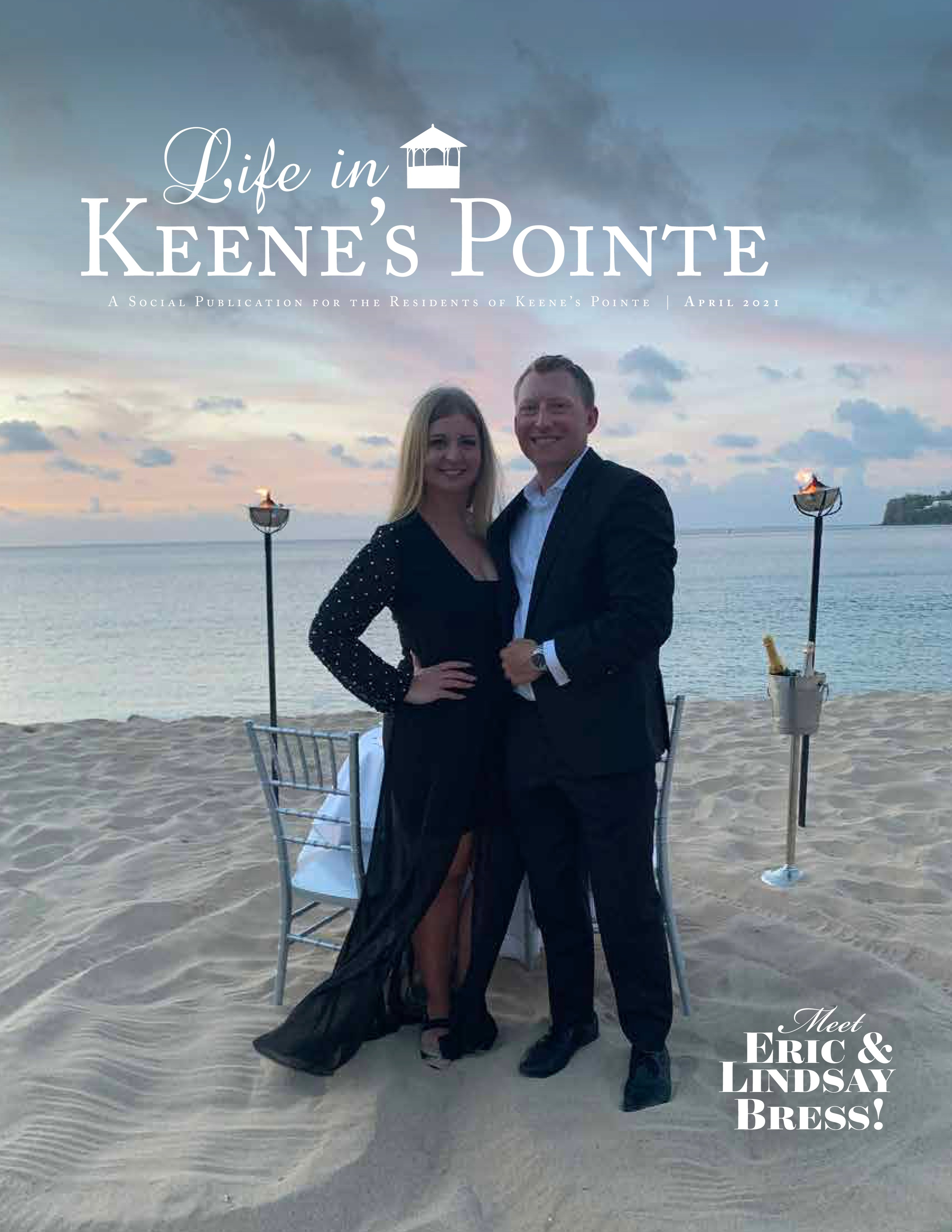 Life in Keene's Pointe 2021-04-01
