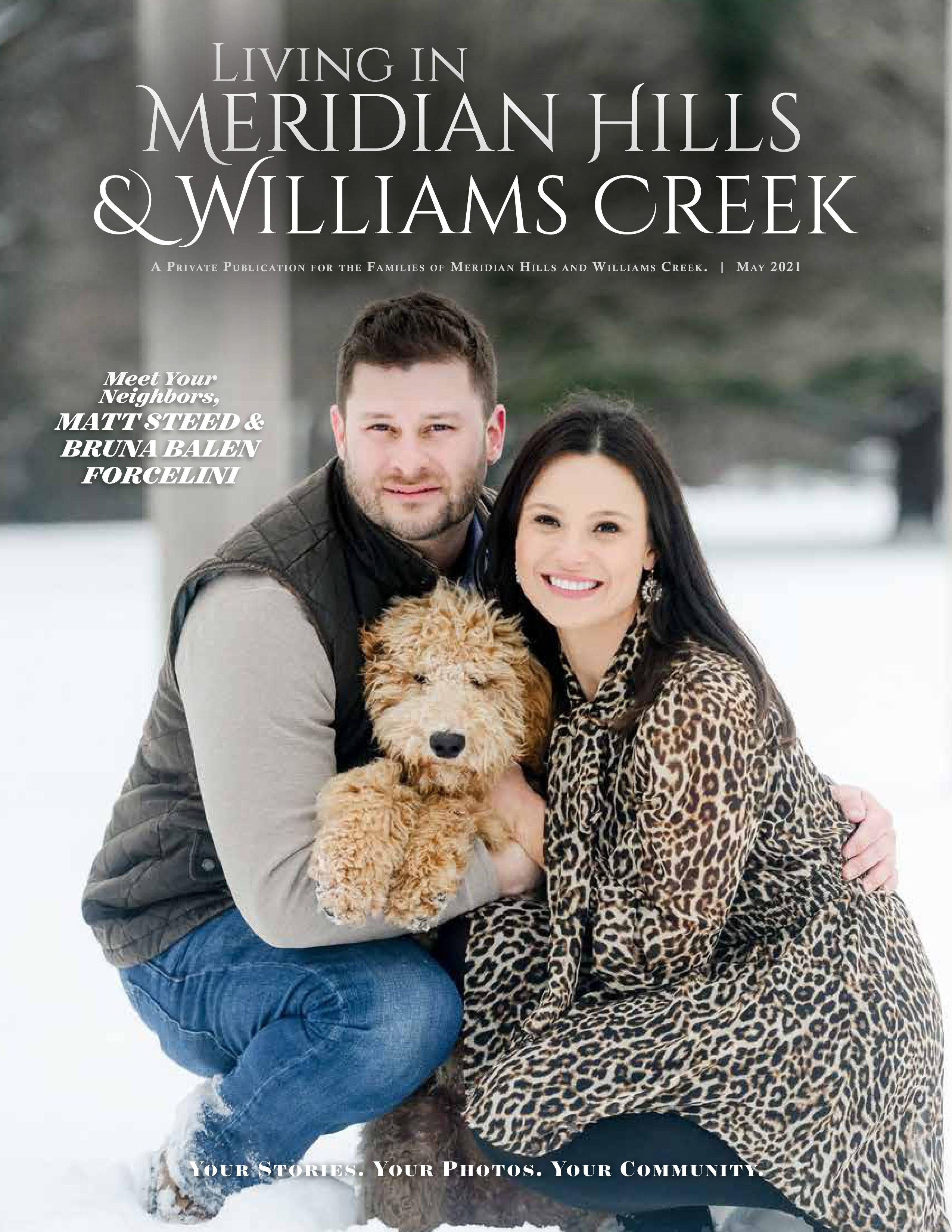 Living in Meridian Hills & Williams Creek 2021-05-01