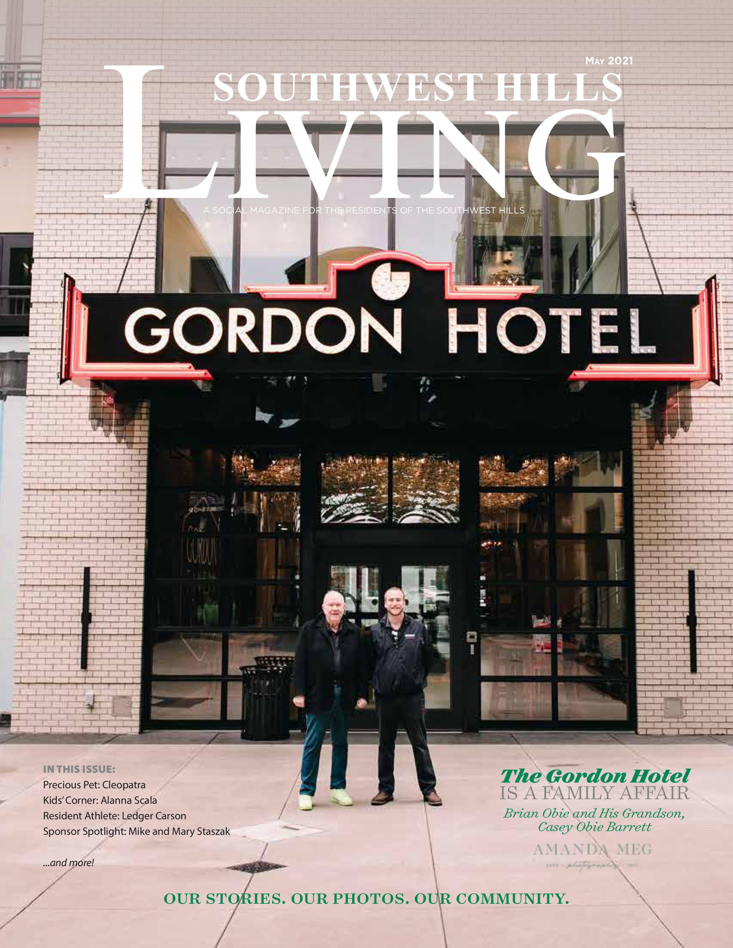 Southwest Hills Living 2021-05-01