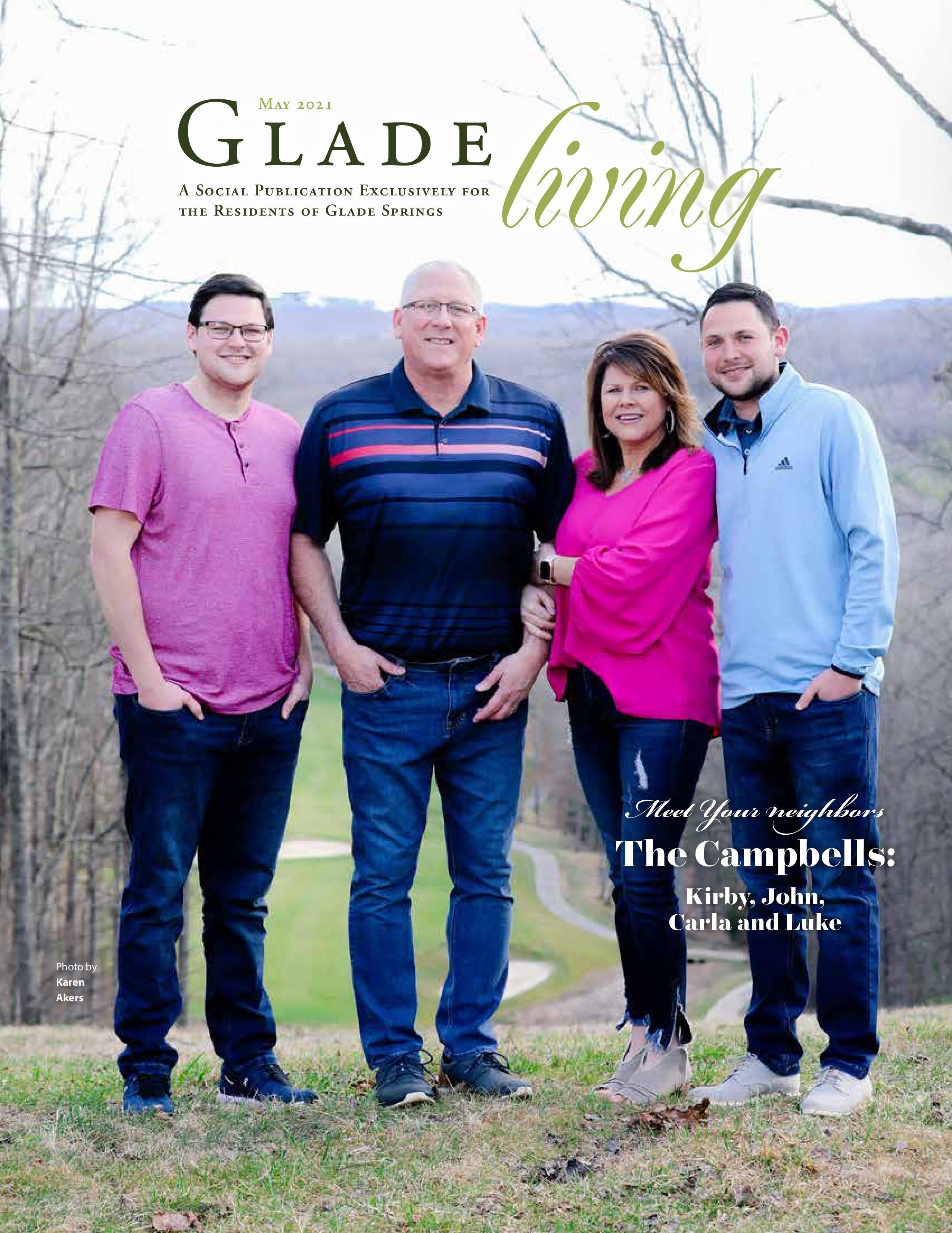 Glade Living 2021-05-01