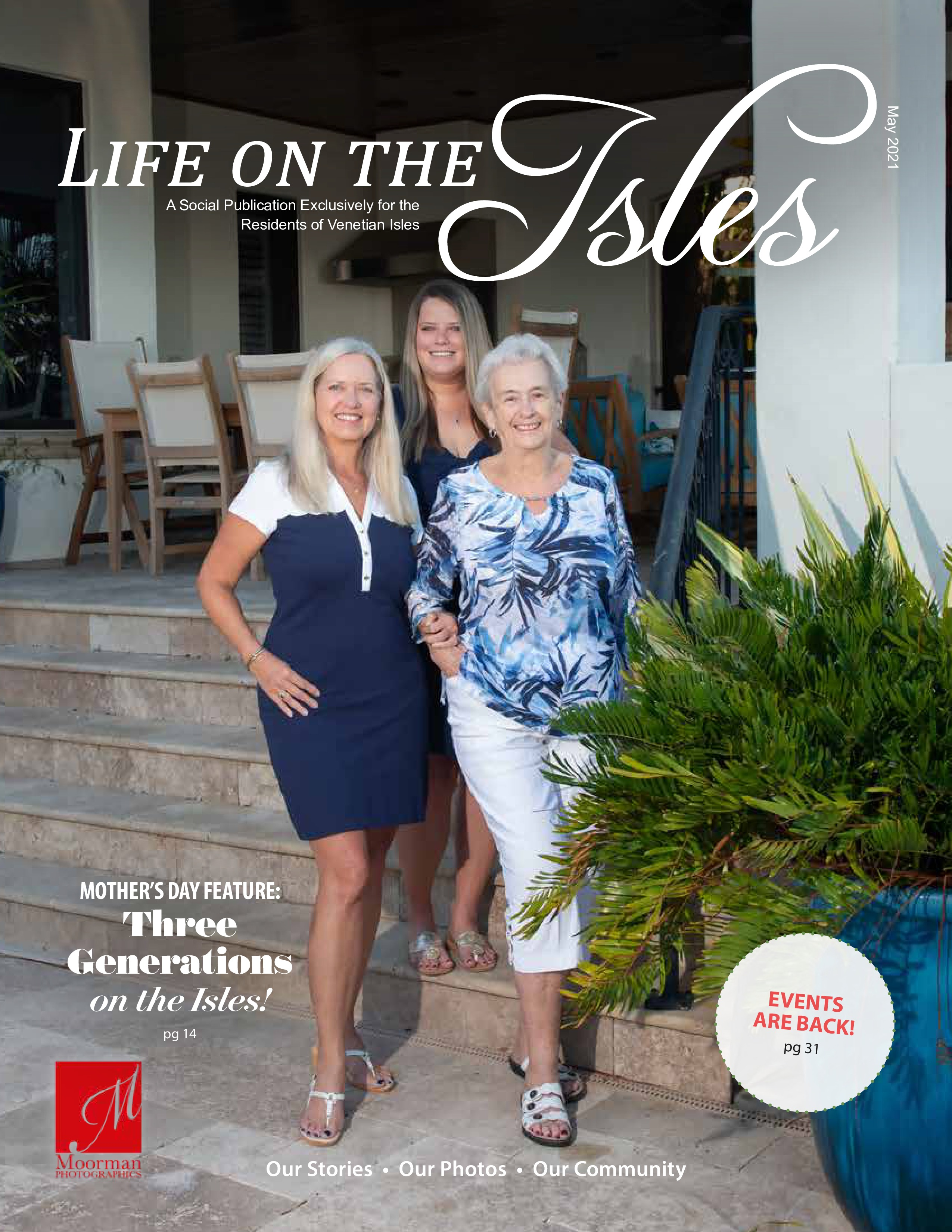 Life on the Isles 2021-05-01
