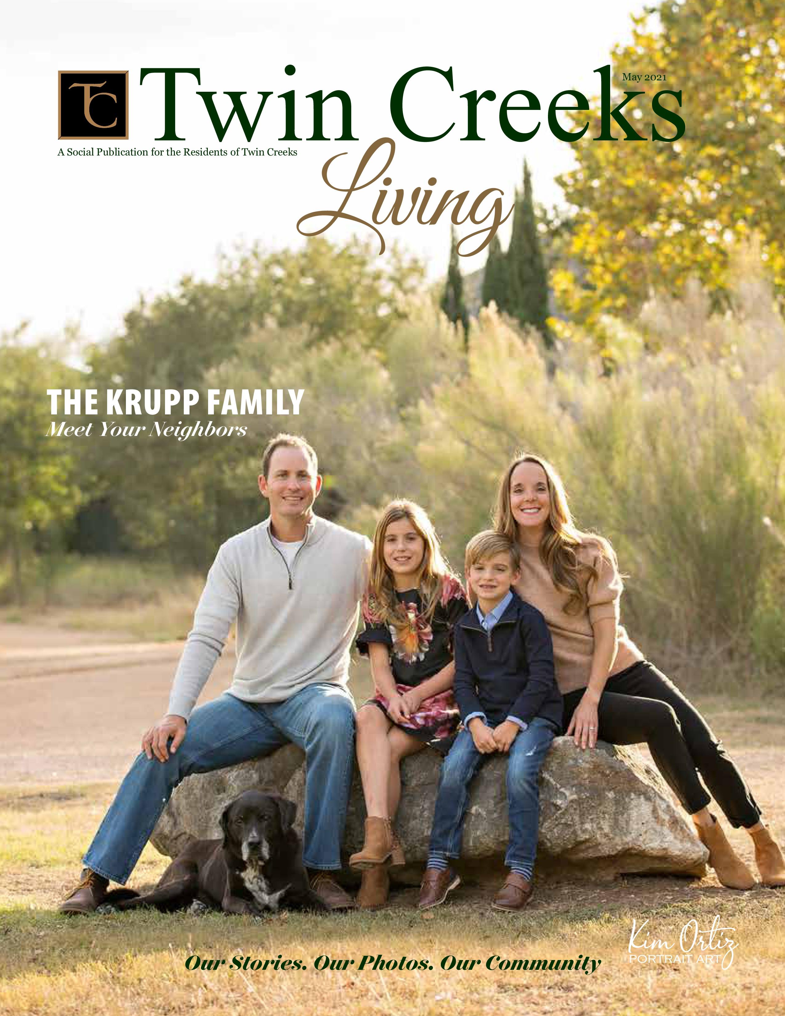 Twin Creeks Living 2021-05-01