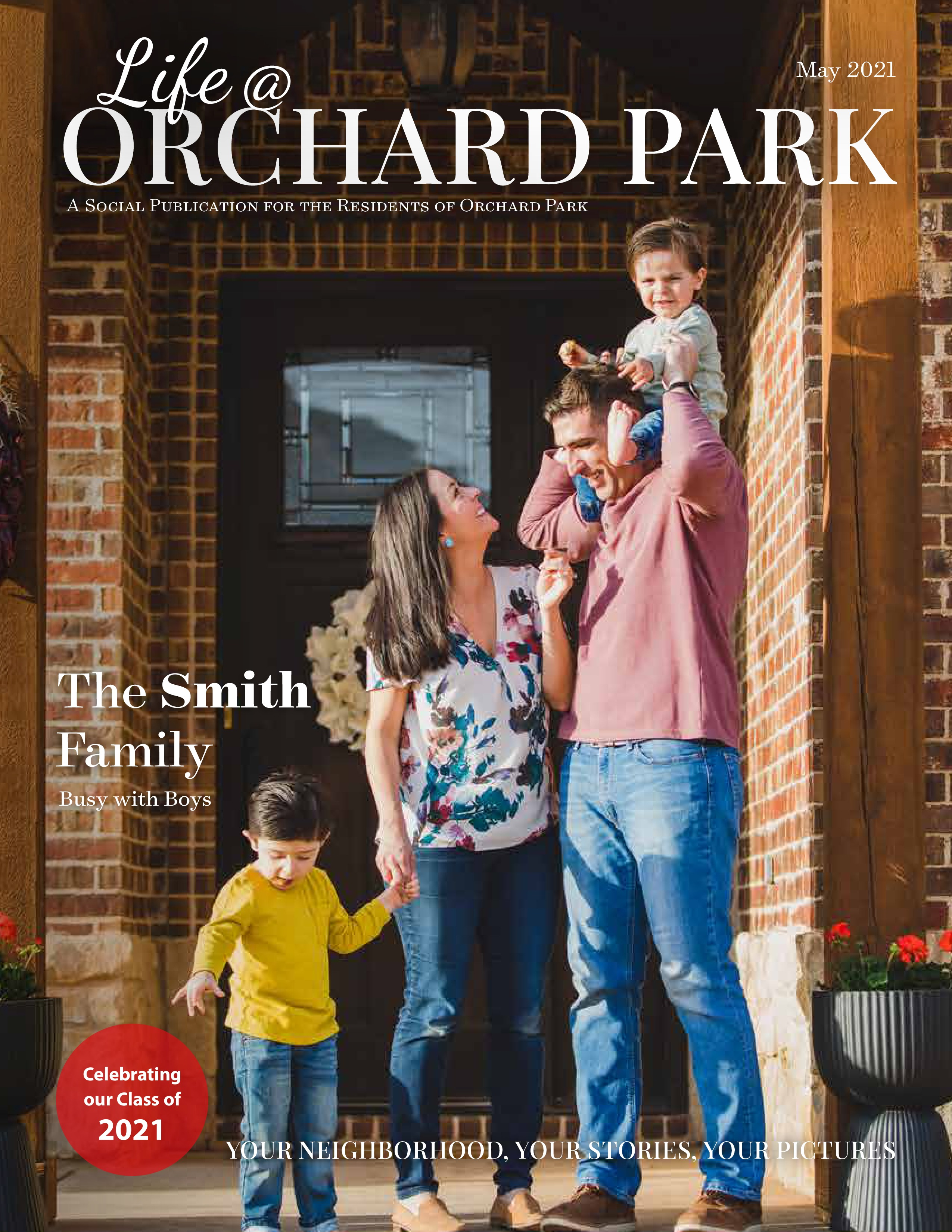 Life @ Orchard Park 2021-05-01