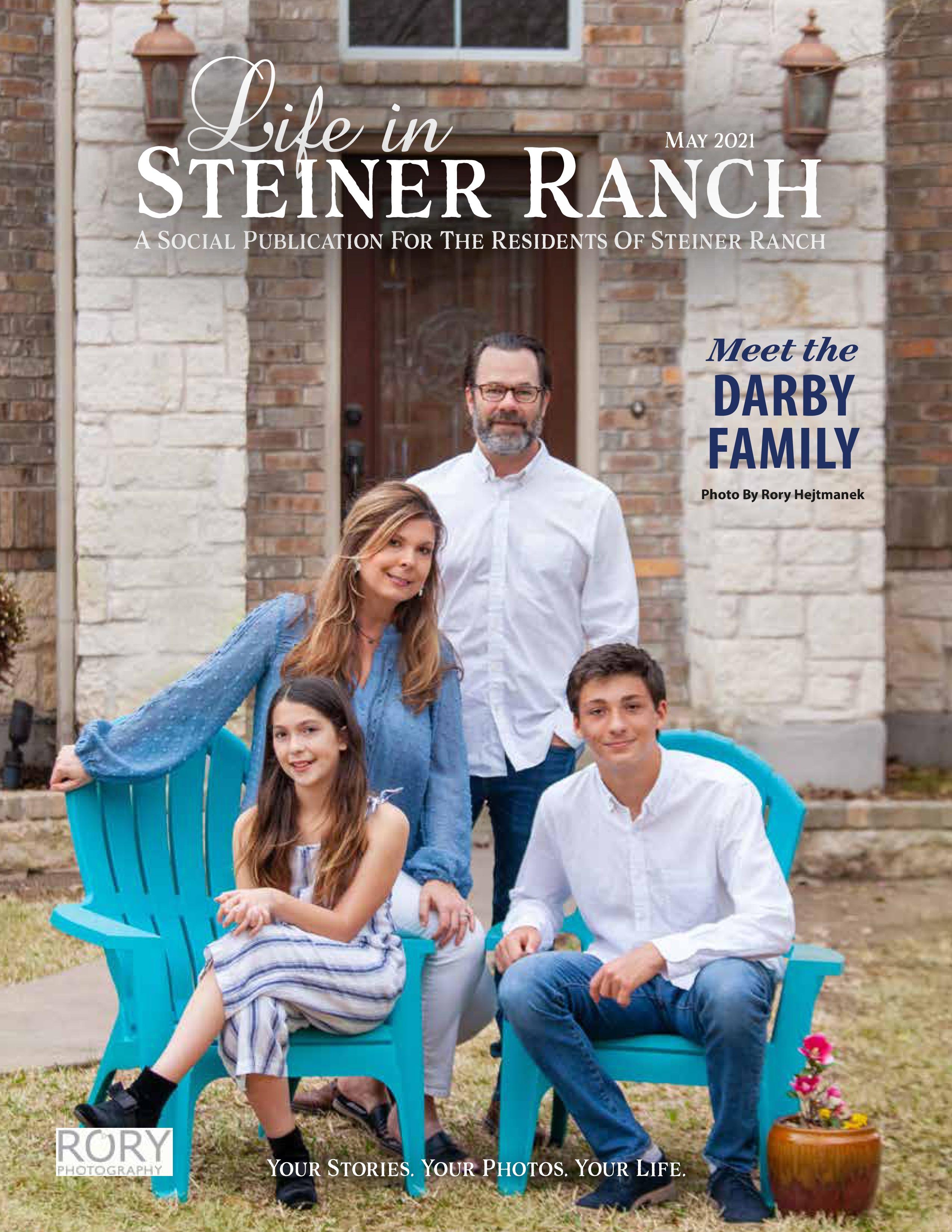 Life in Steiner Ranch 2021-05-01