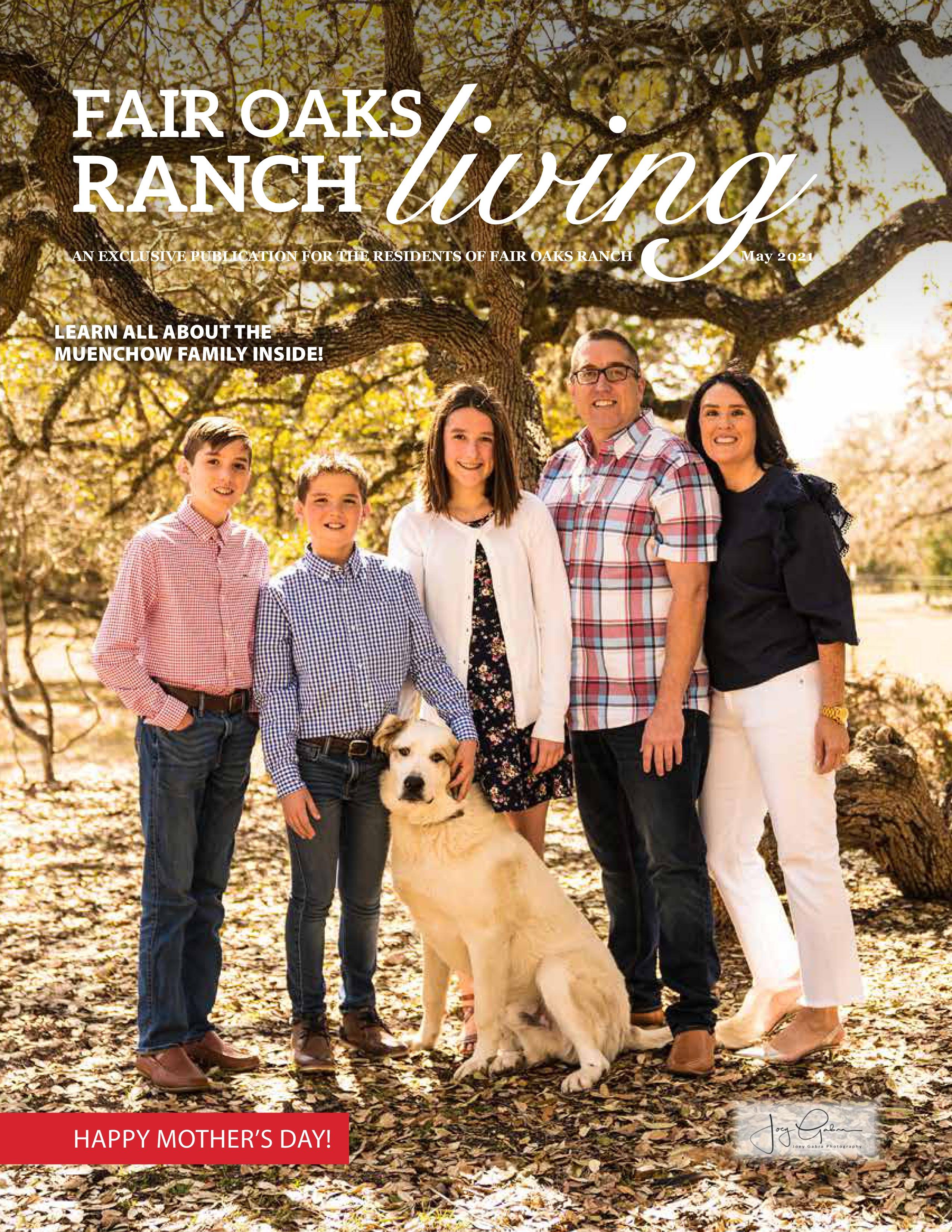 Fair Oaks Ranch Living 2021-05-01