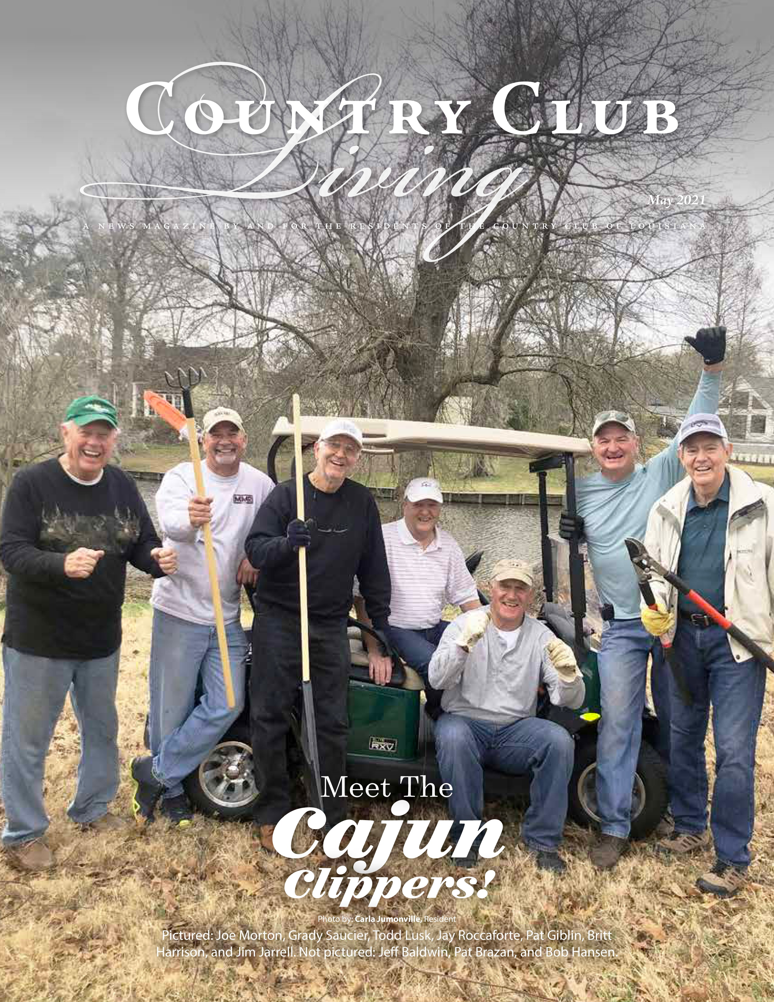 Country Club Living 2021-05-01