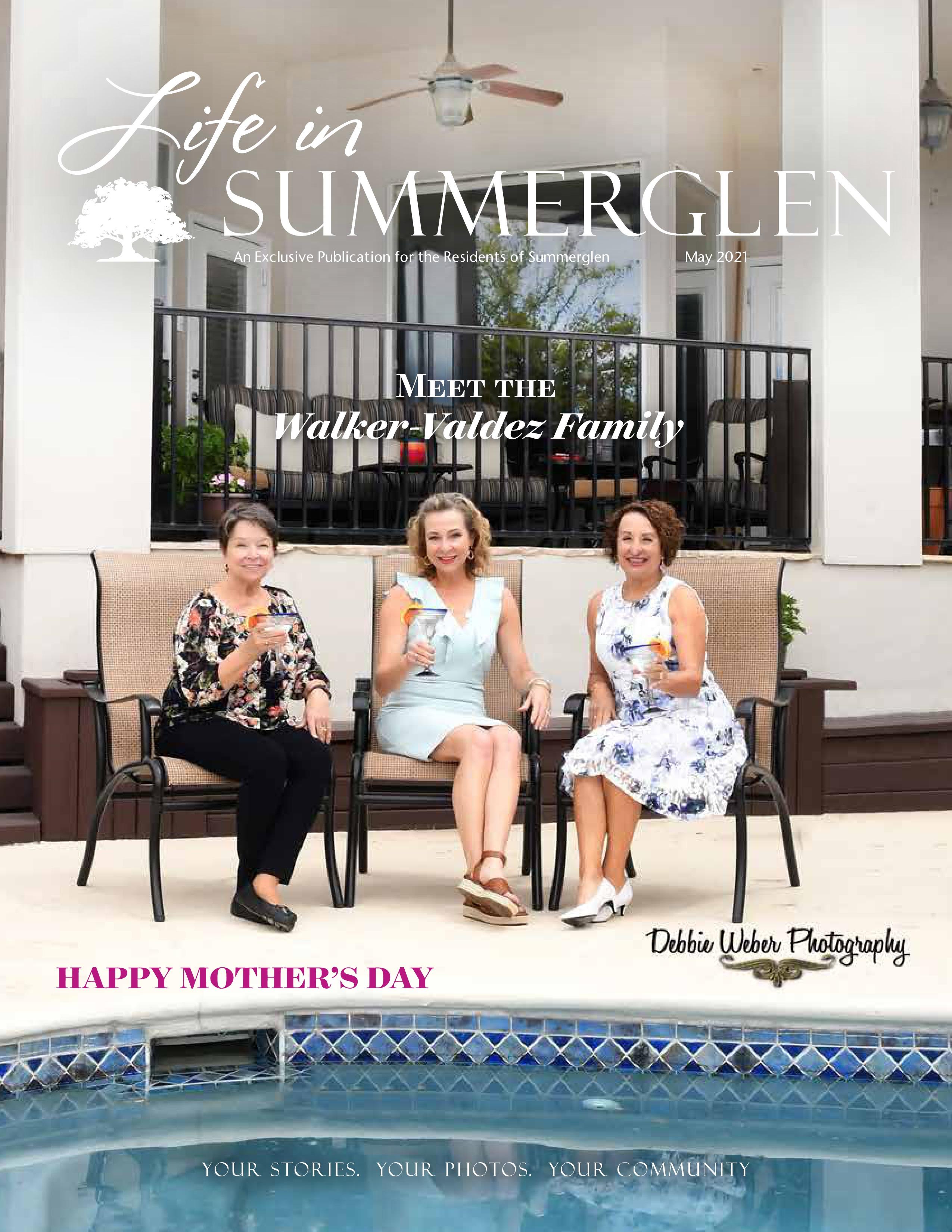 Life in Summerglen 2021-05-01