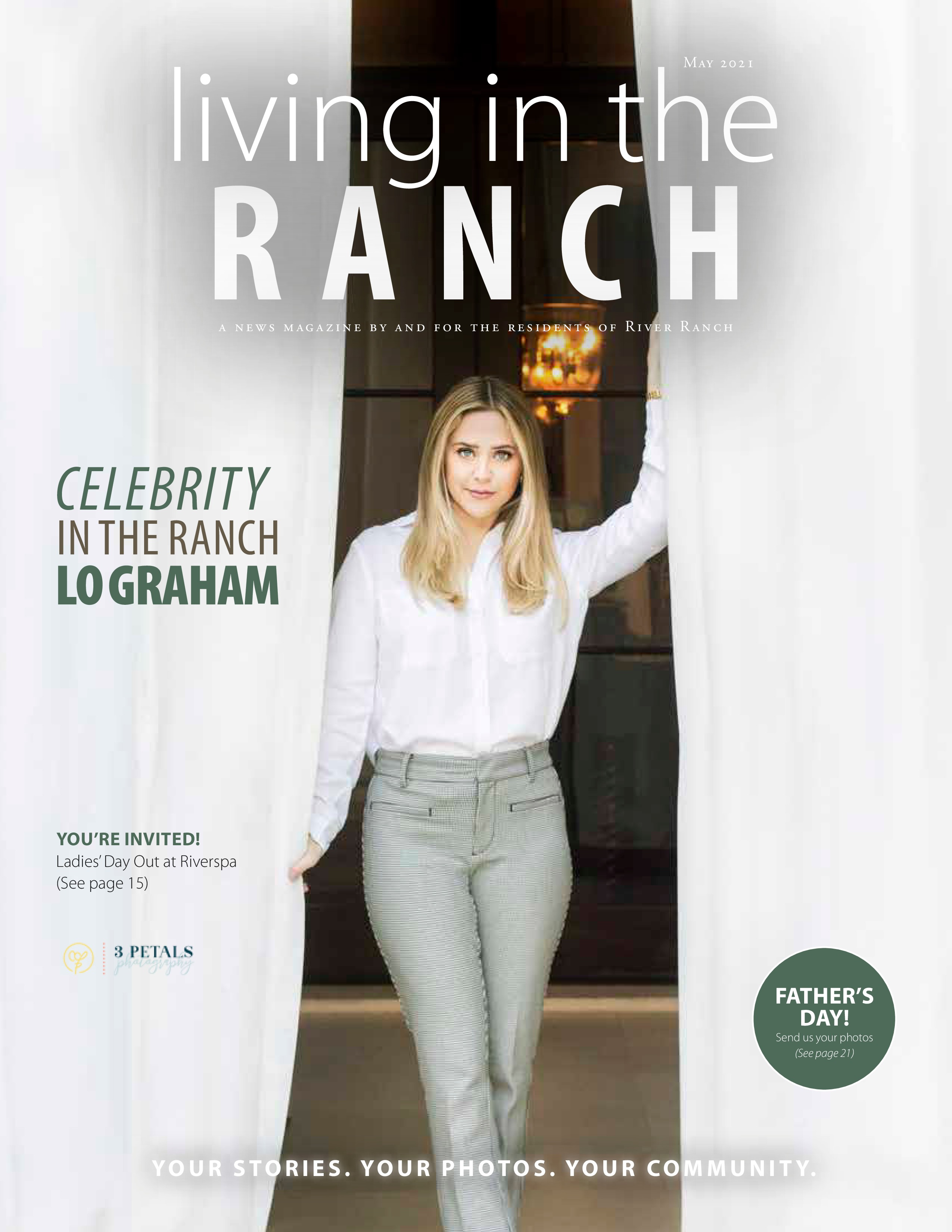Living in the Ranch 2021-05-01