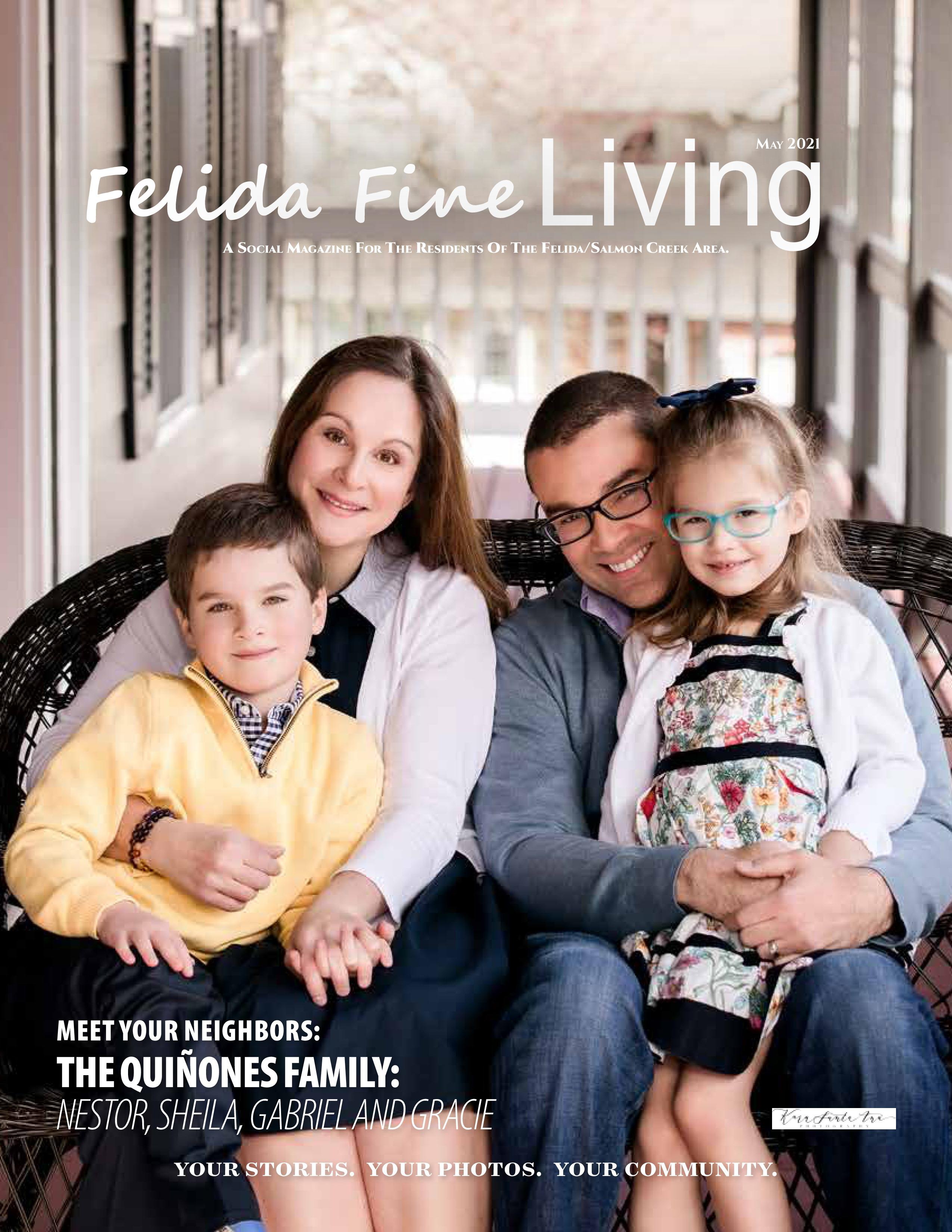 Felida Fine Living 2021-05-01