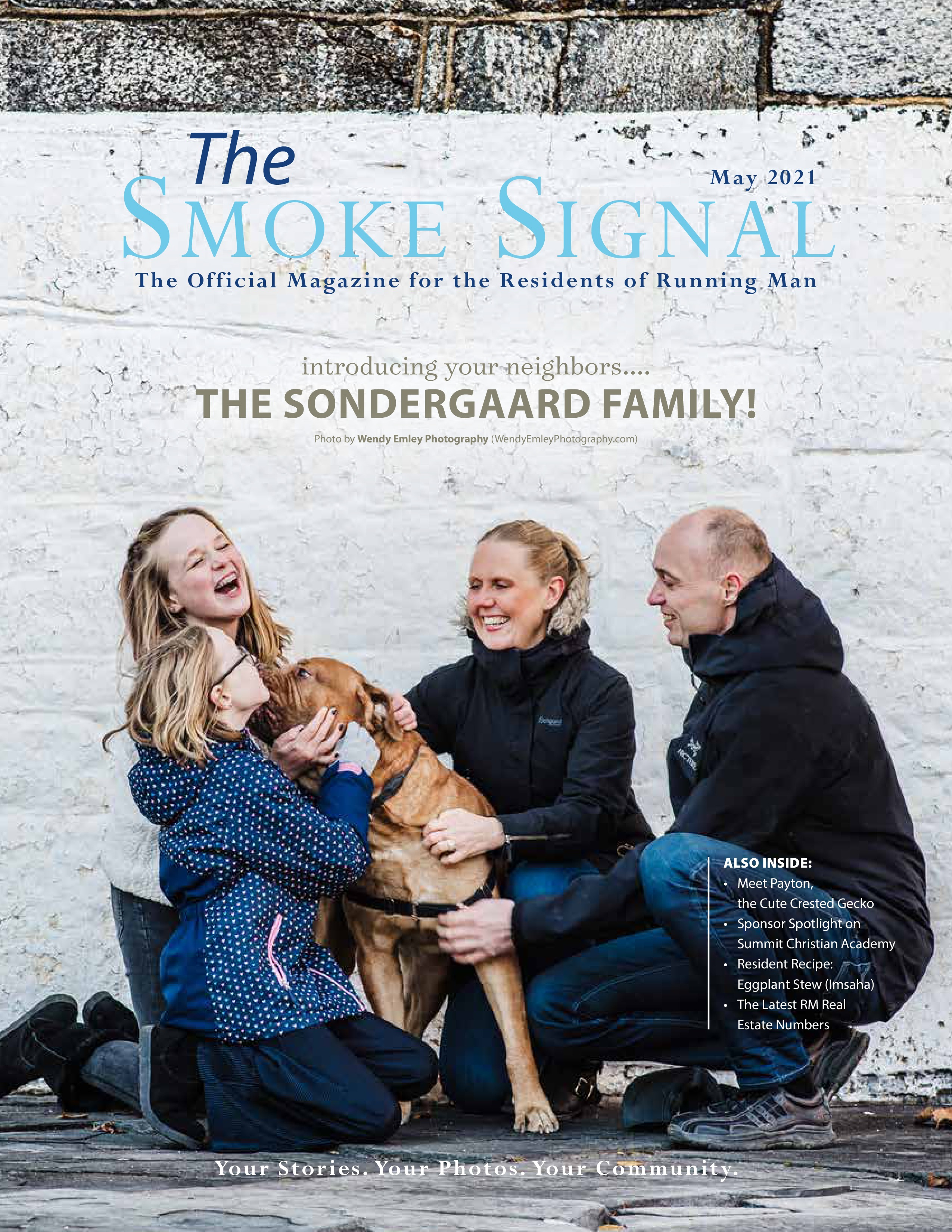 The Smoke Signal 2021-05-01