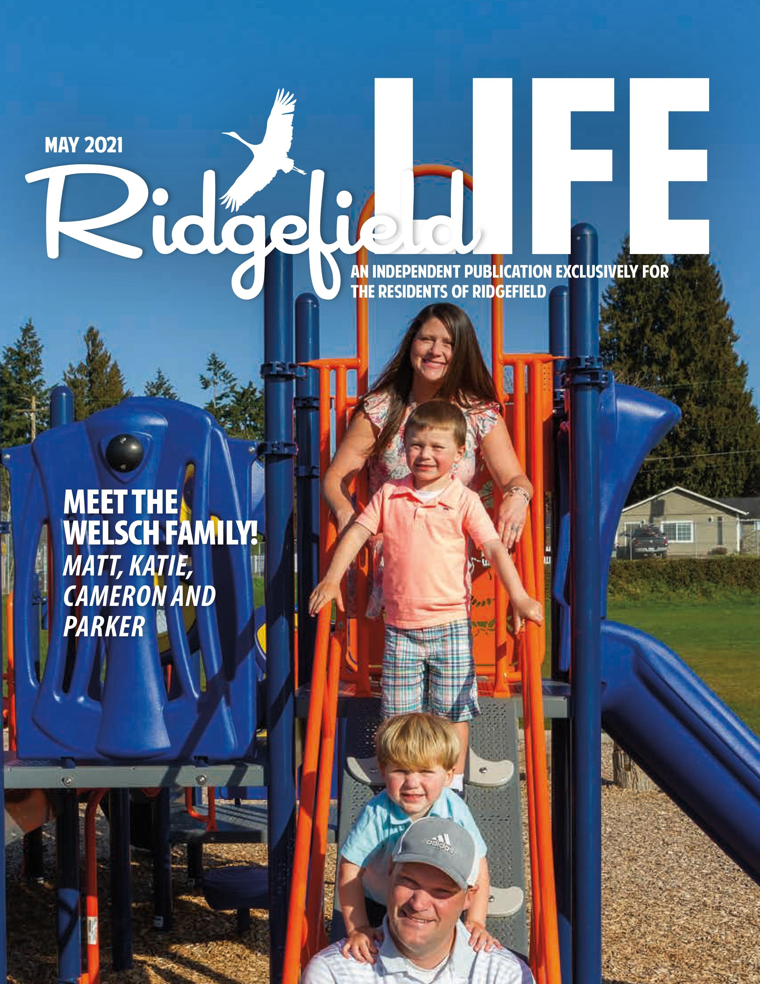 Ridgefield Life 2021-05-01