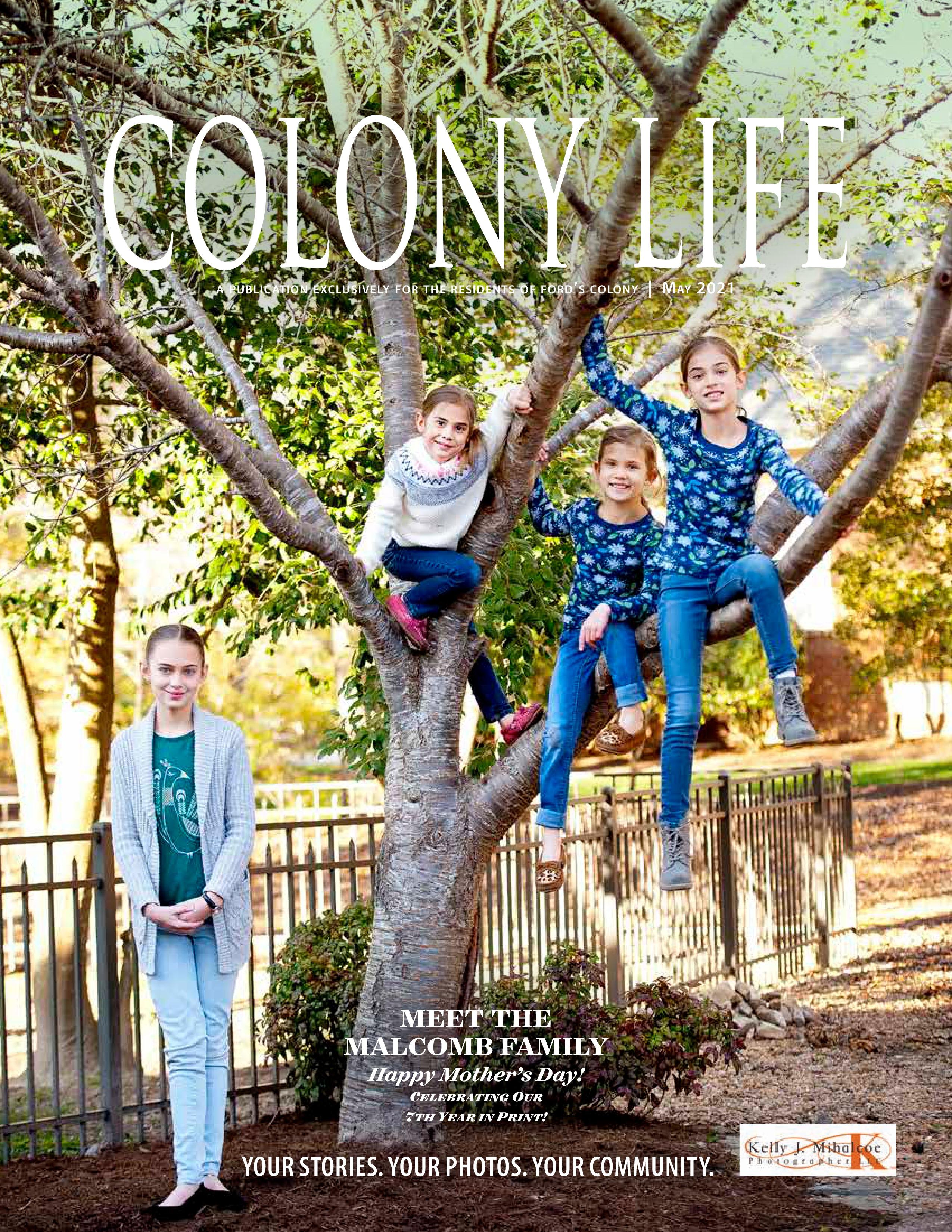 Colony Life 2021-05-01