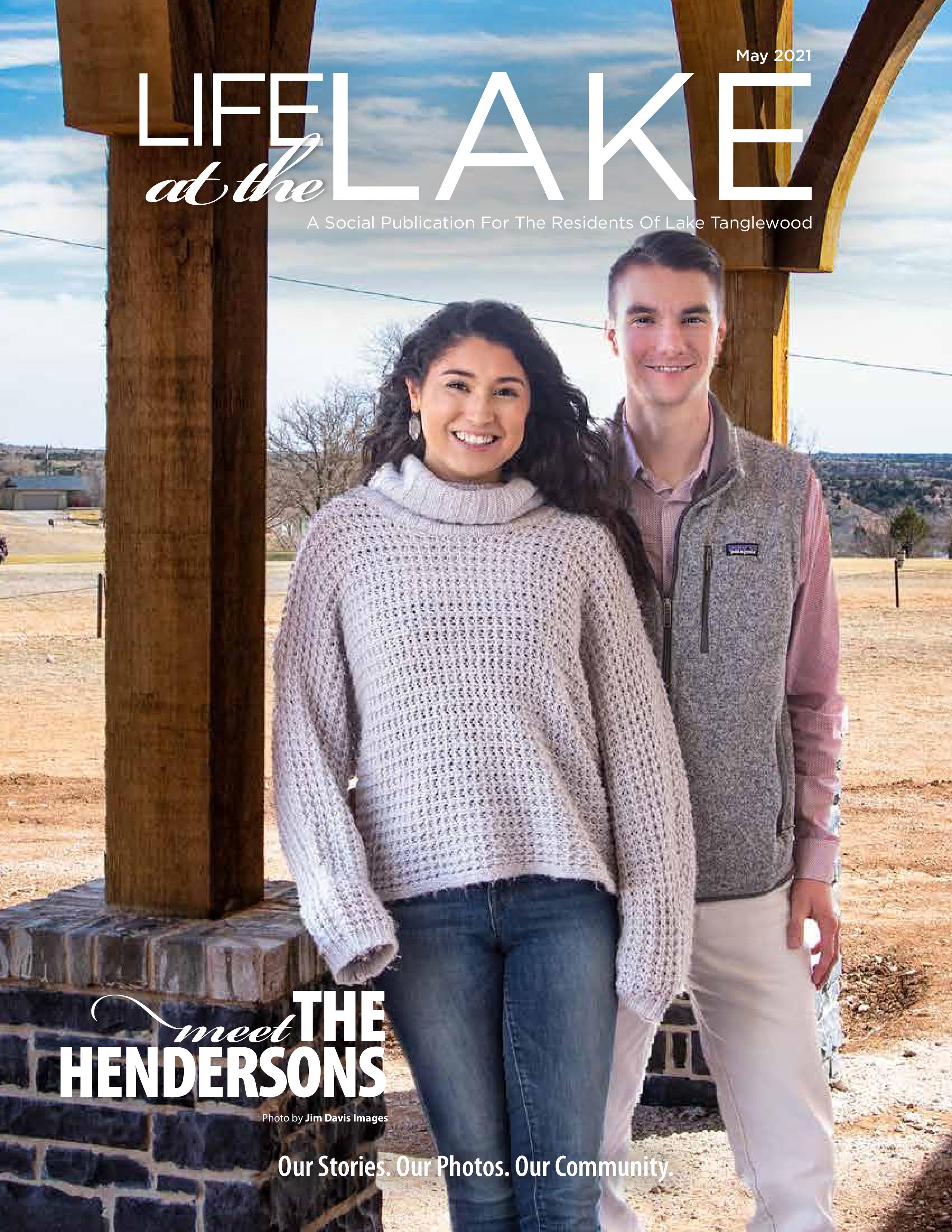 Life at the Lake 2021-05-01