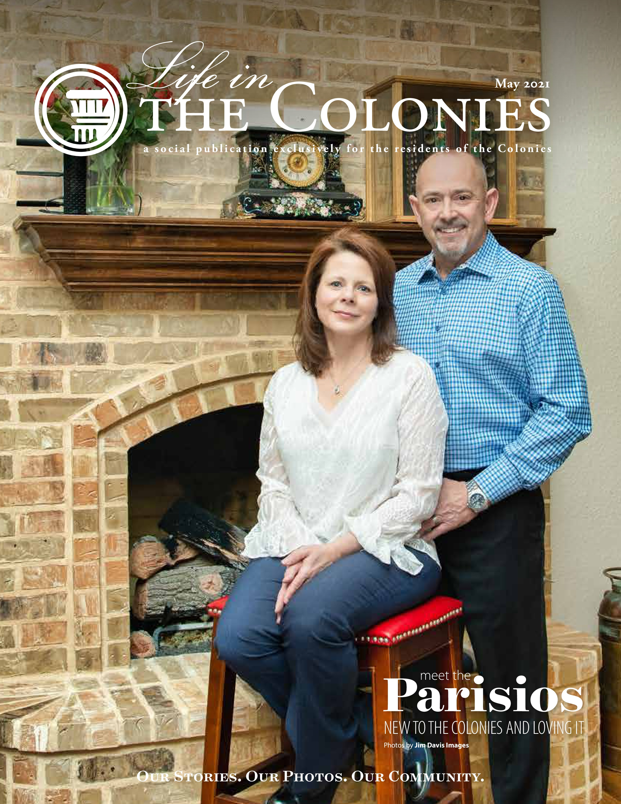 Life In The Colonies 2021-05-01