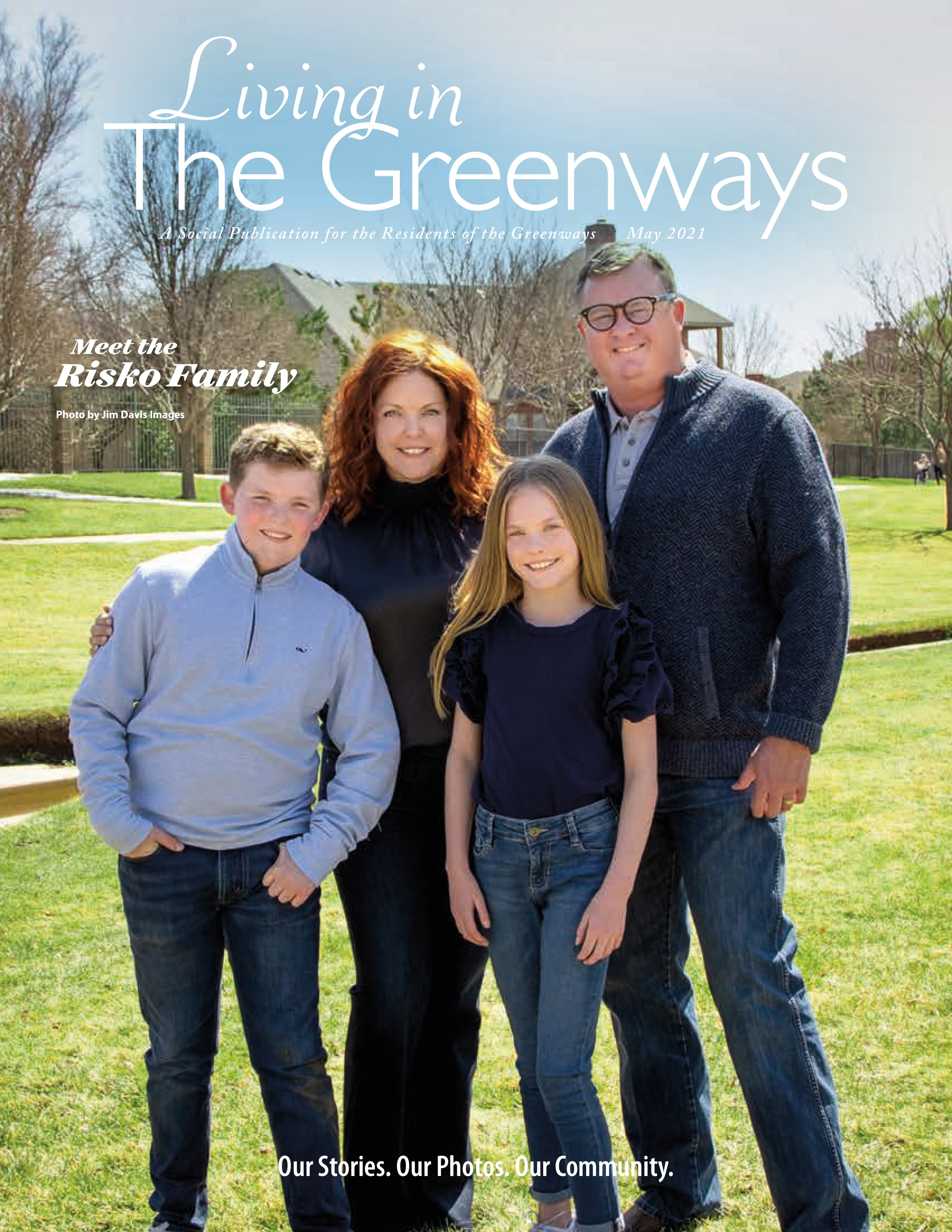 Living in The Greenways 2021-05-01