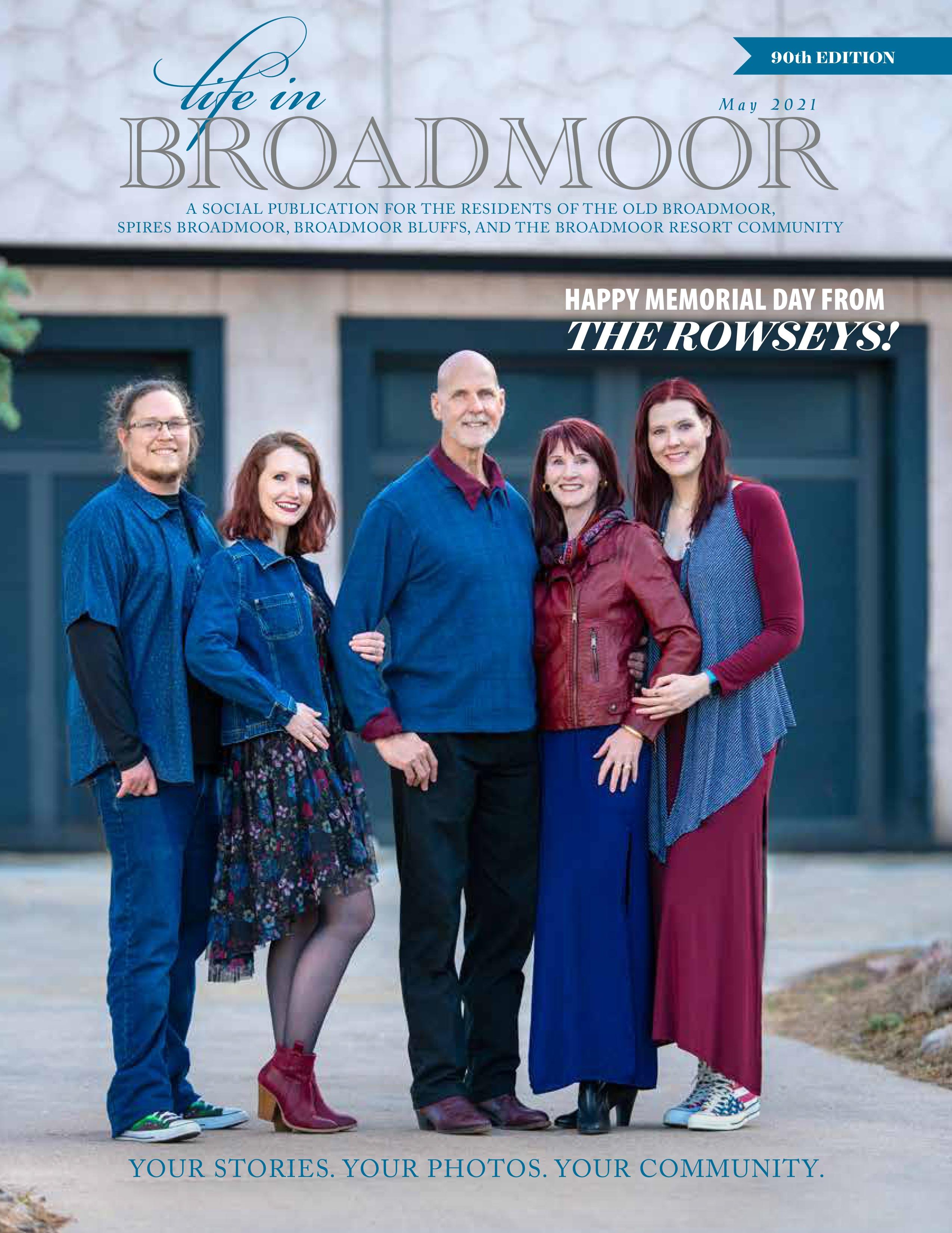 Life in Broadmoor 2021-05-01