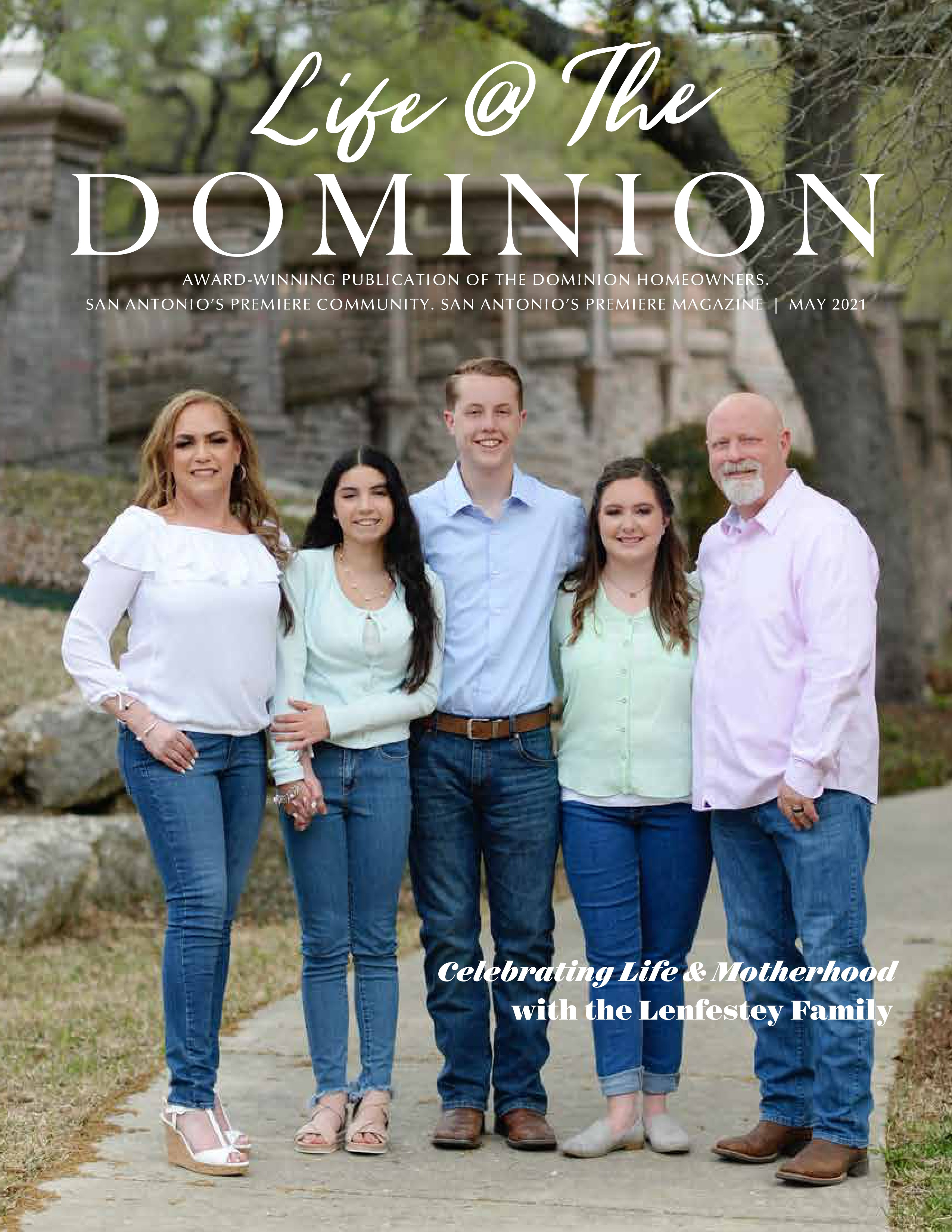 Life at The Dominion 2021-05-01