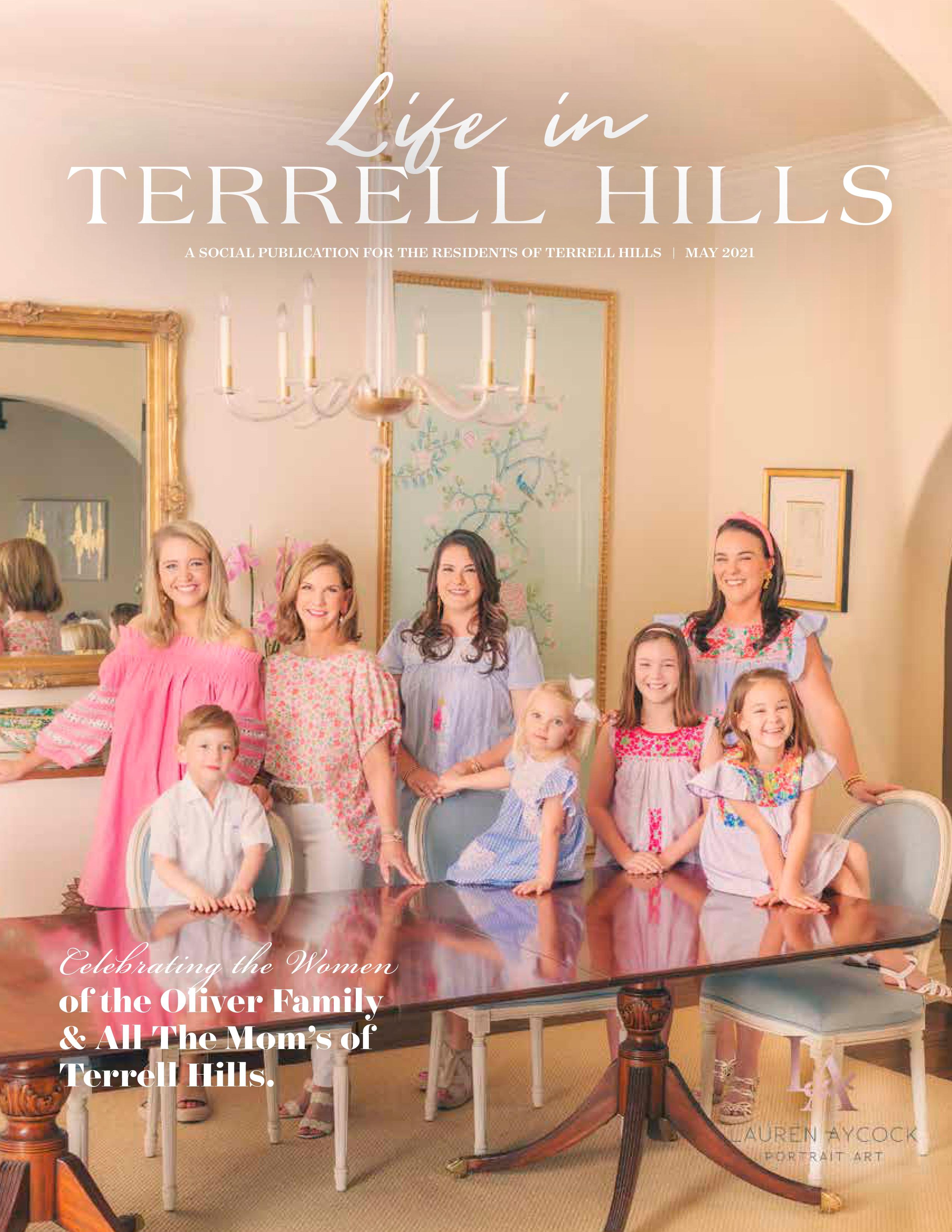 Life in Terrell Hills 2021-05-01