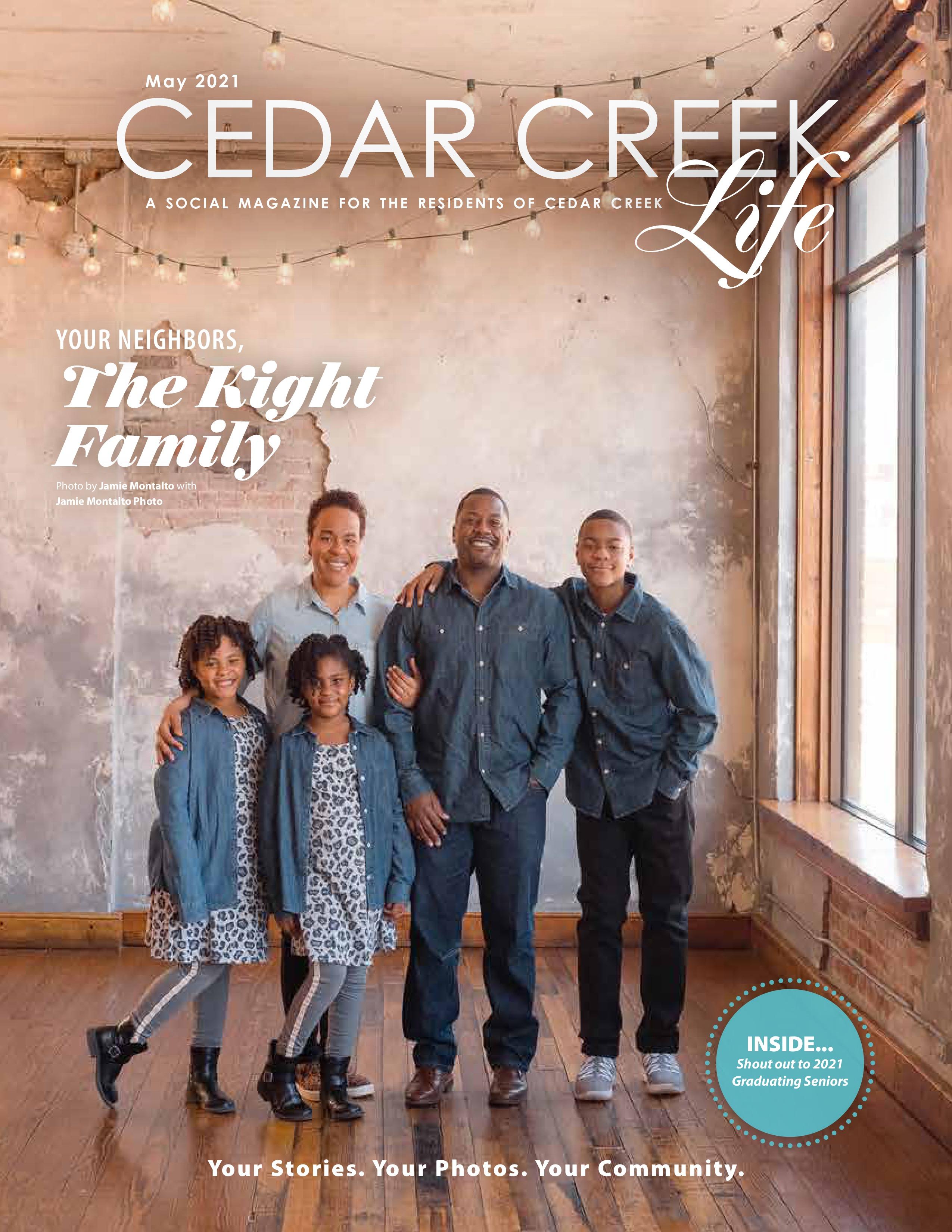 Cedar Creek Life 2021-05-01