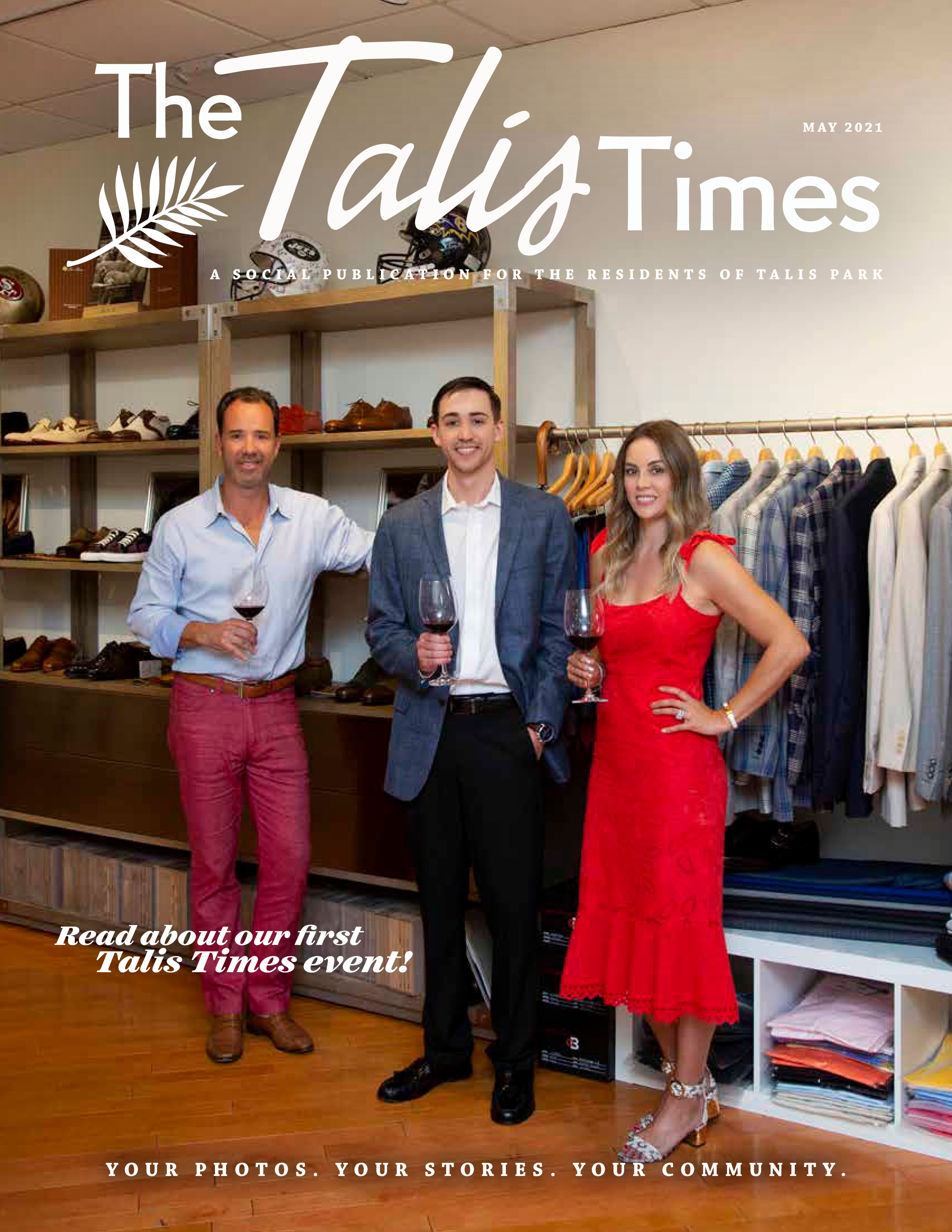 The Talis Times 2021-05-01