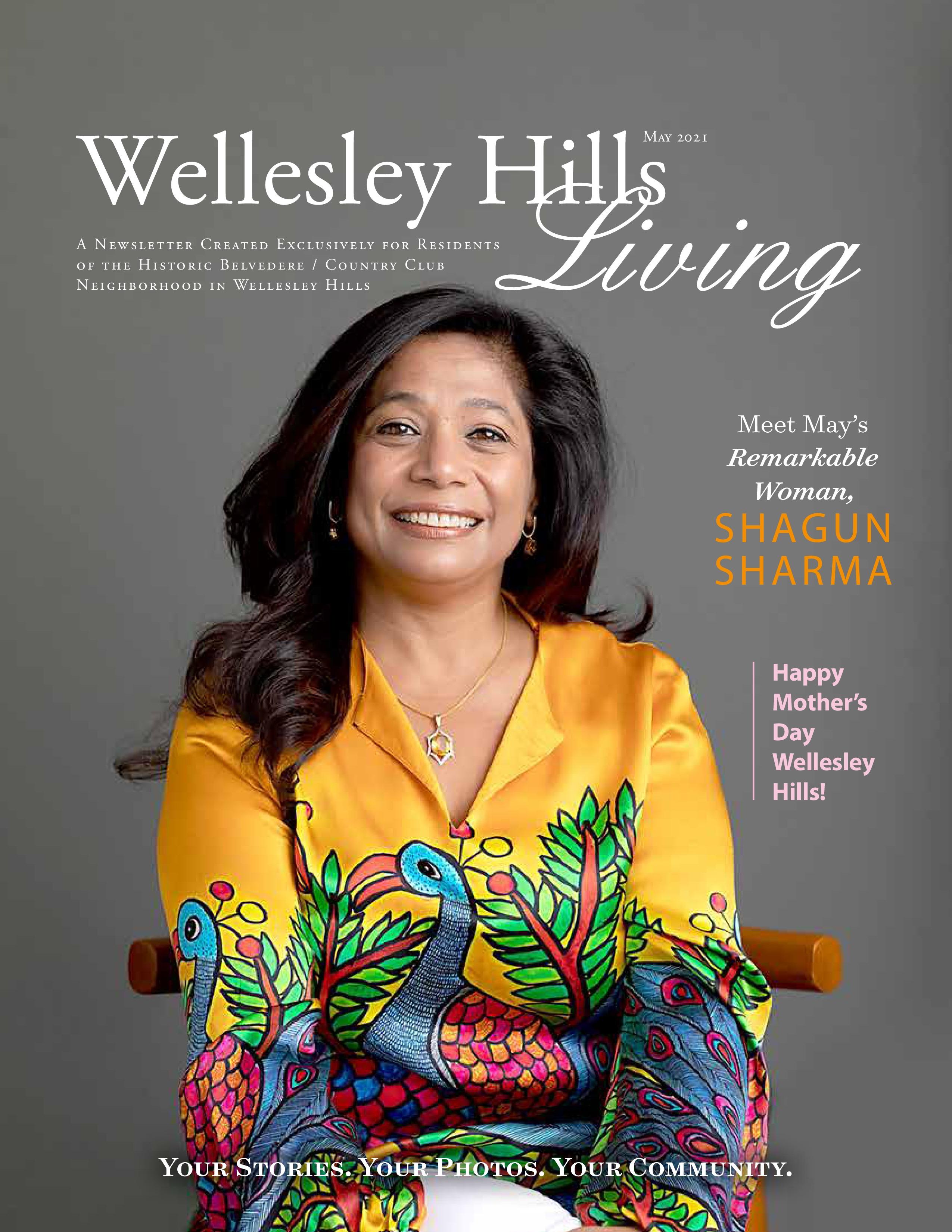 Wellesley Hills Living 2021-05-01