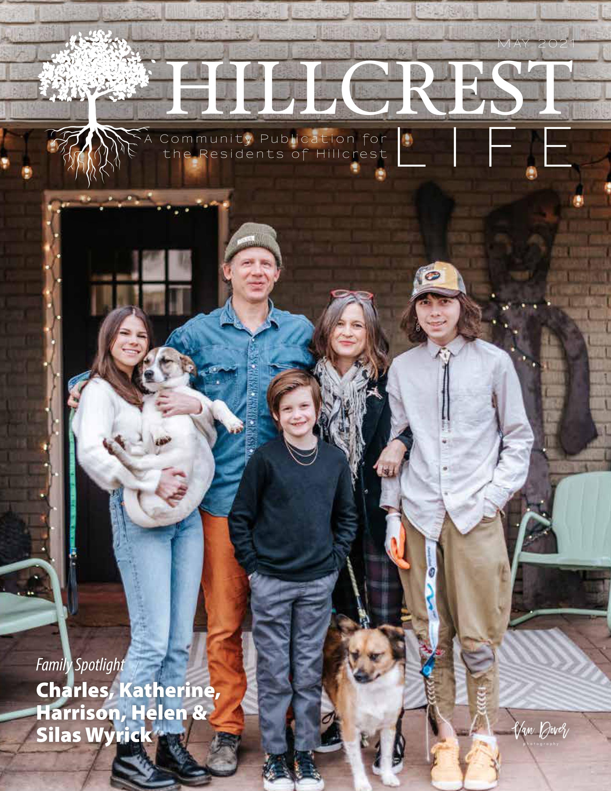 Hillcrest Life 2021-05-01