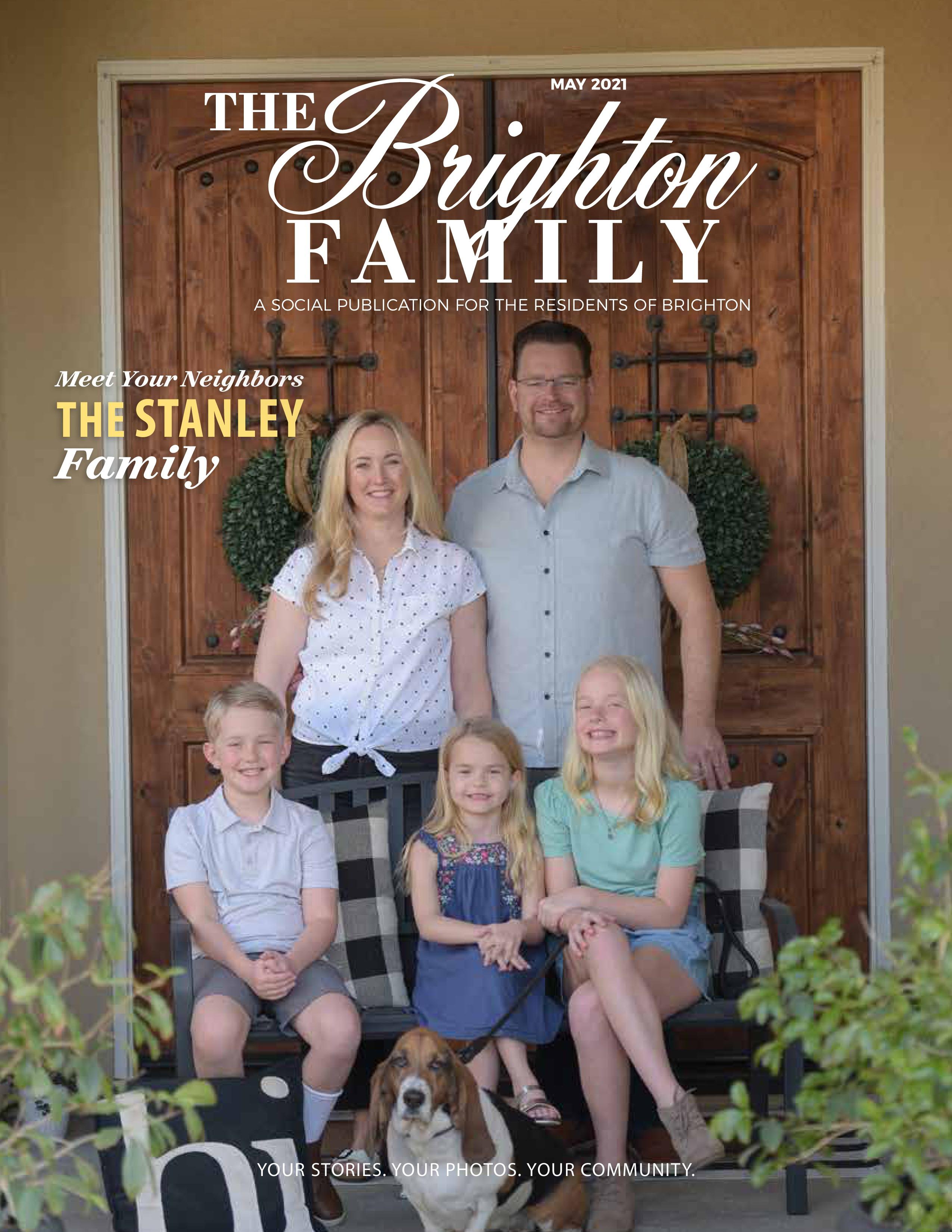 The Brighton Family 2021-05-01