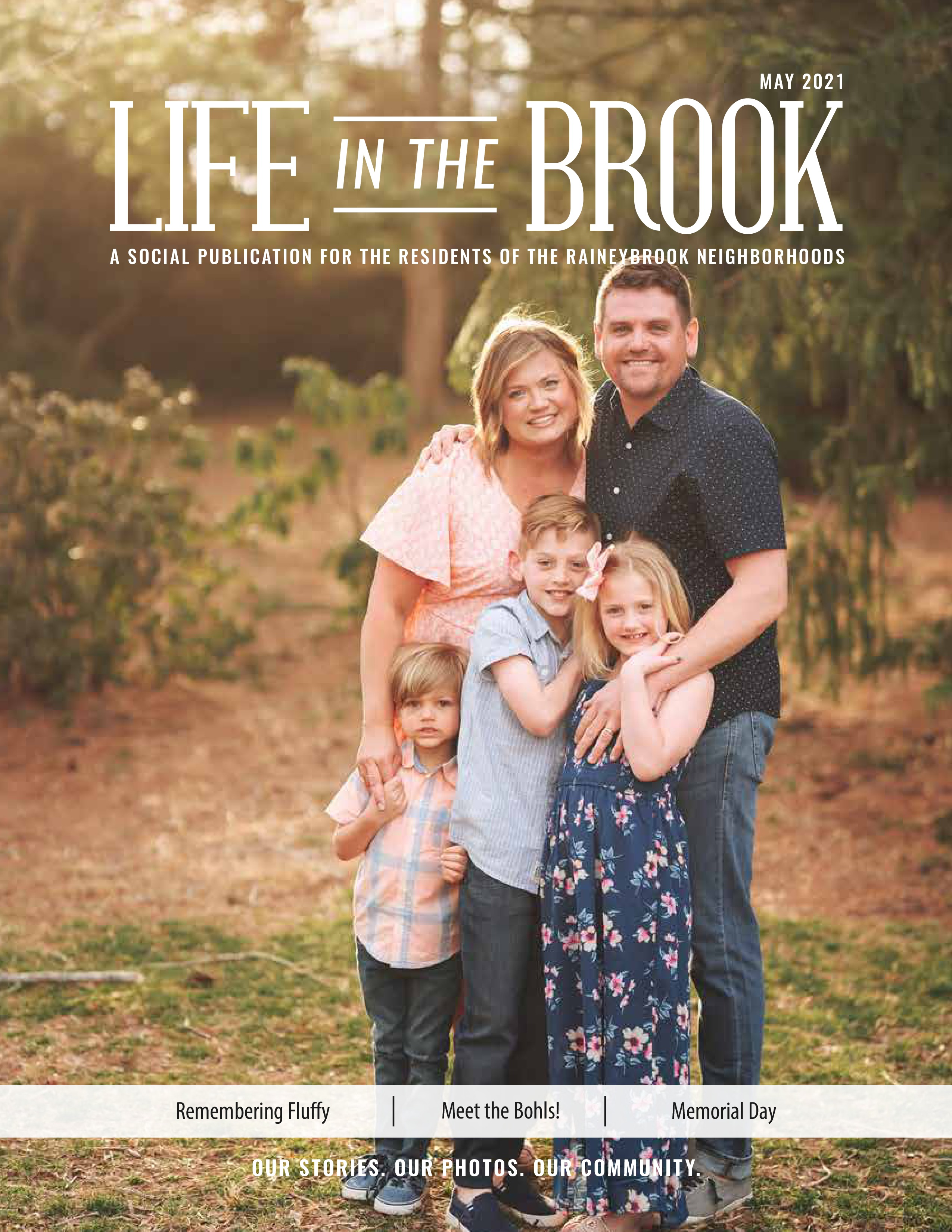 Life in the Brook 2021-05-01
