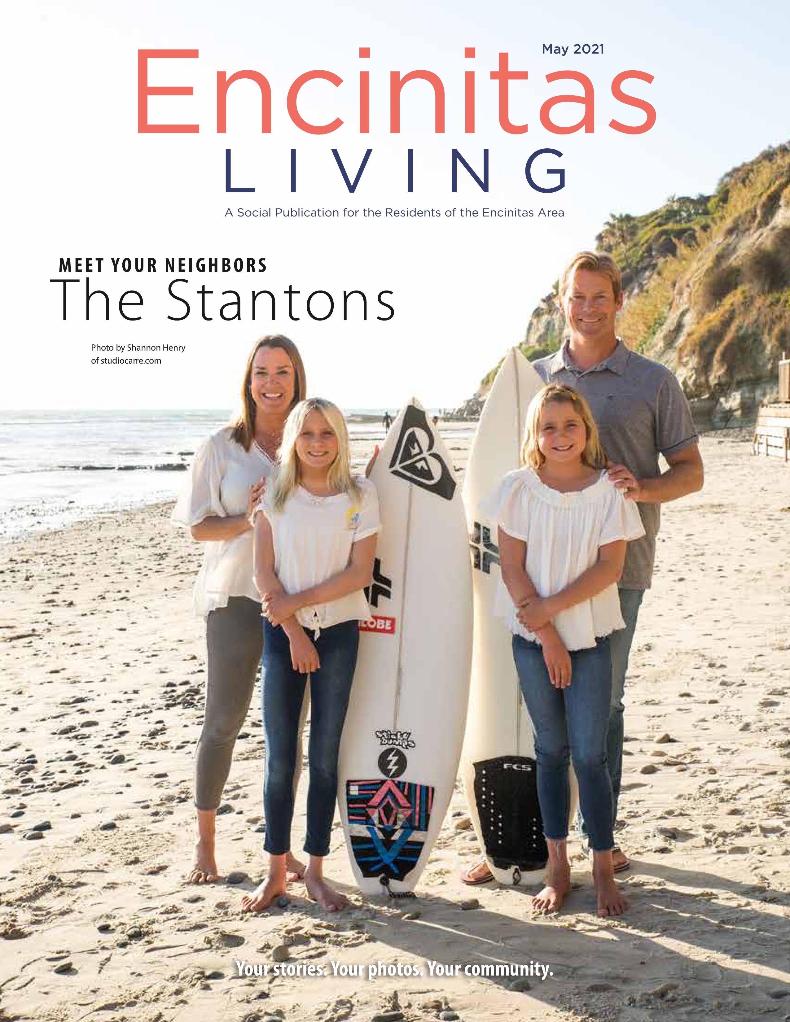 Encinitas Living 2021-05-01