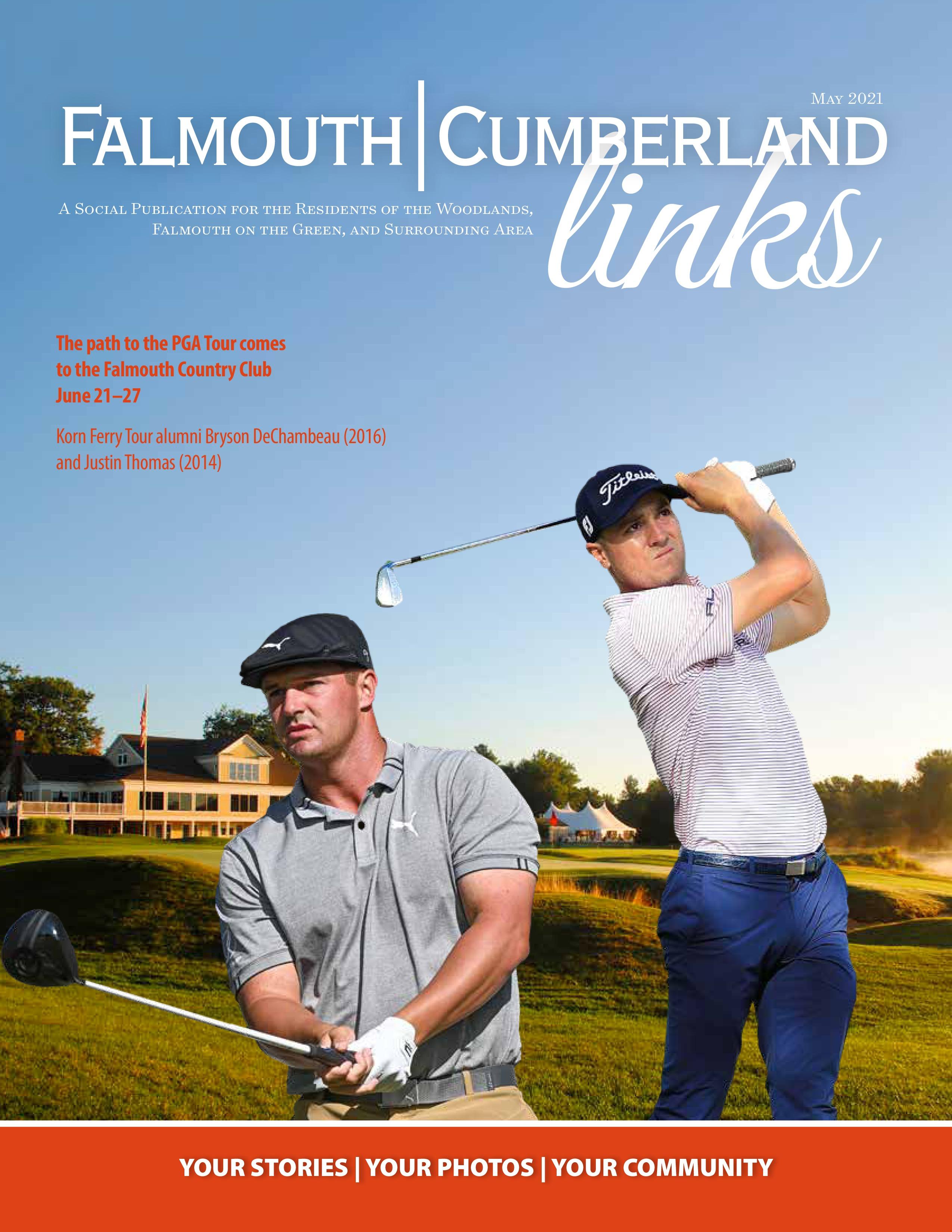 Falmouth Cumberland Links 2021-05-01