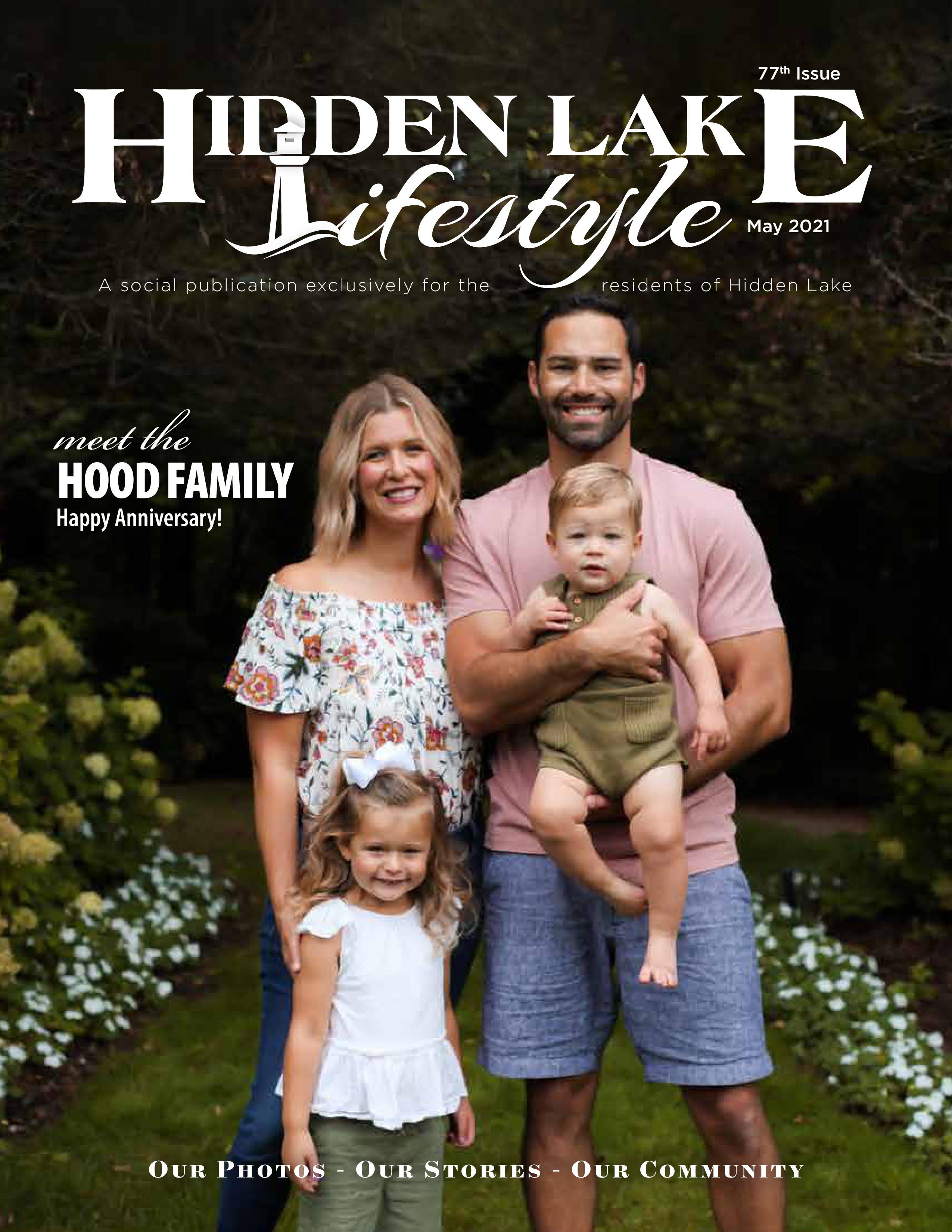 Hidden Lake Lifestyle 2021-05-01