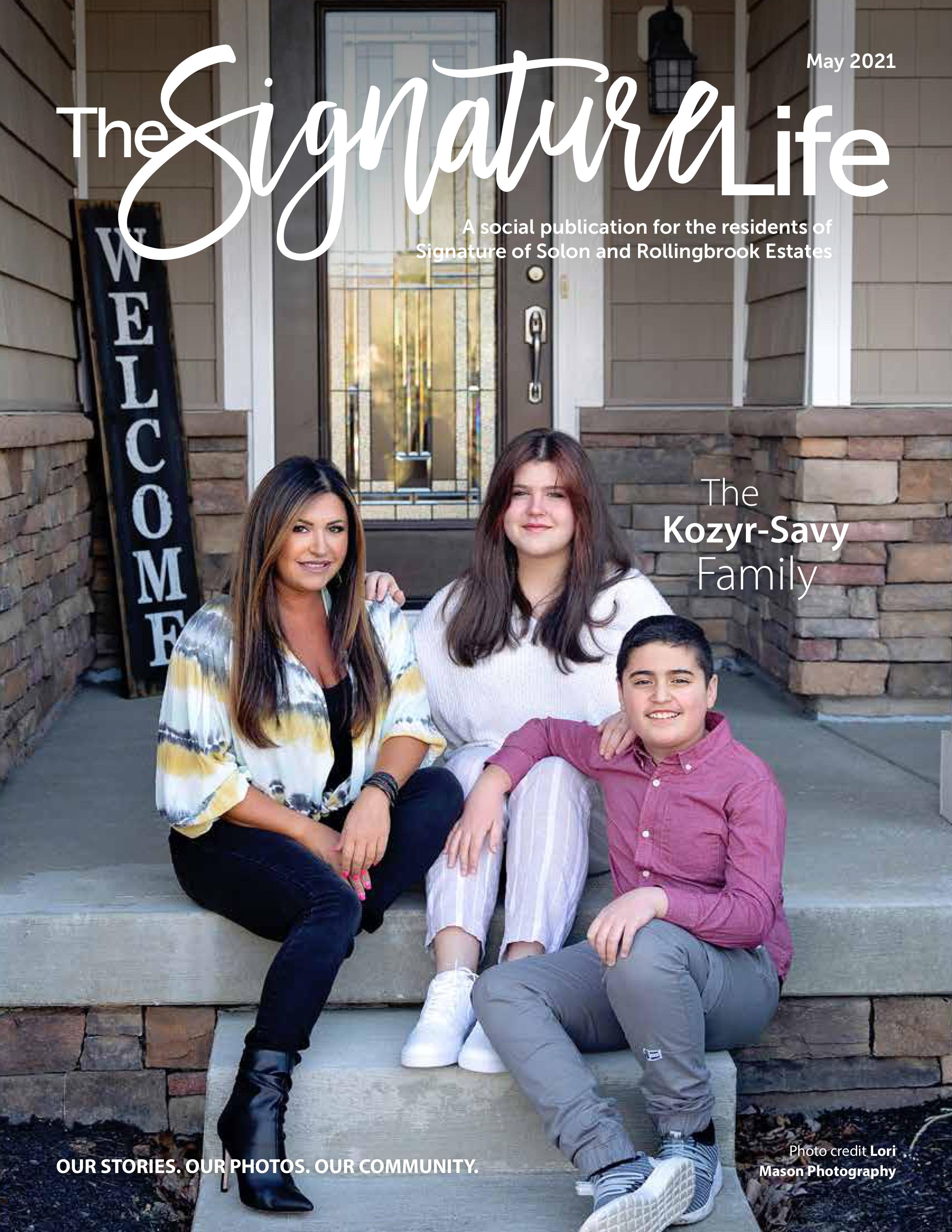 The Signature Life 2021-05-01