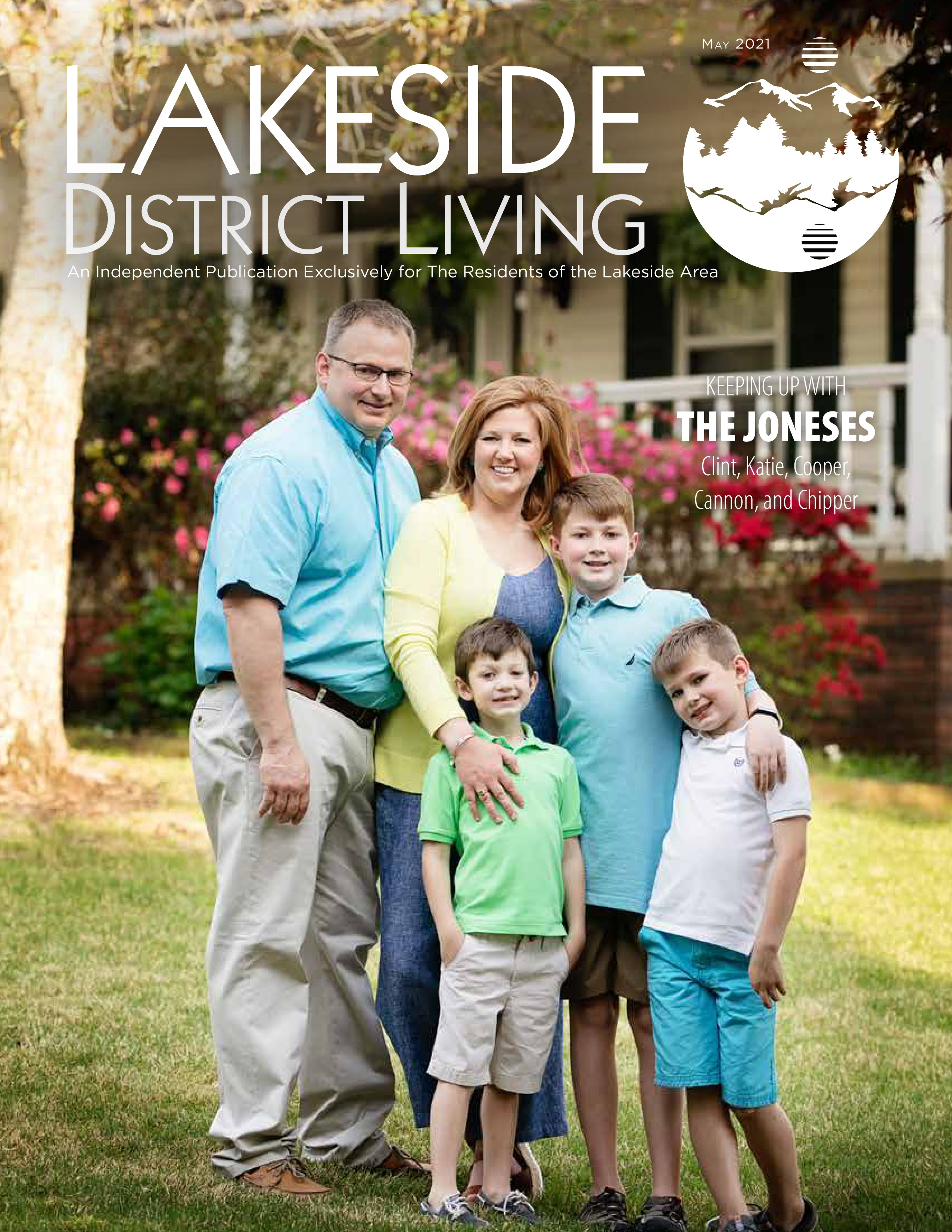 Lakeside District Living 2021-05-01