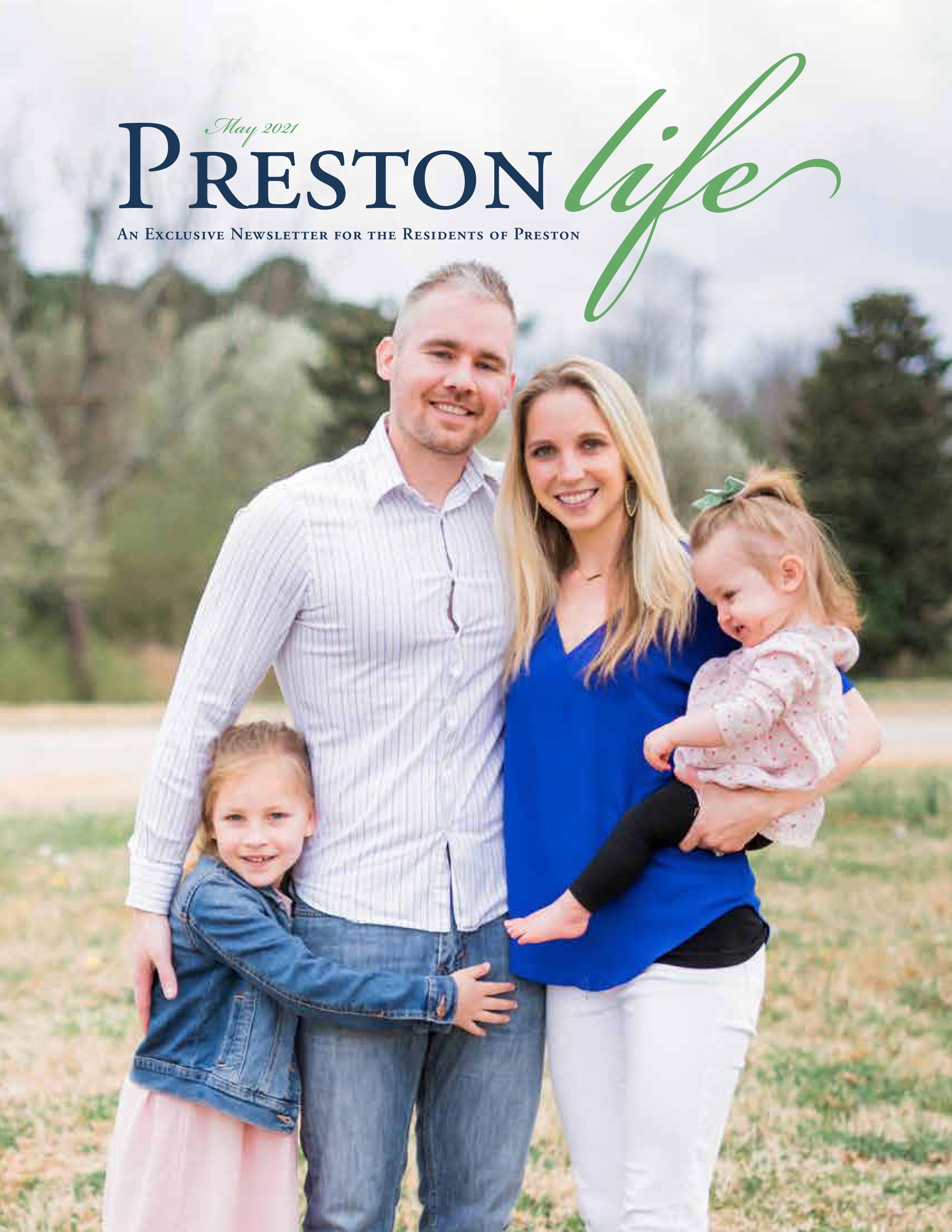 Preston Life 2021-05-01