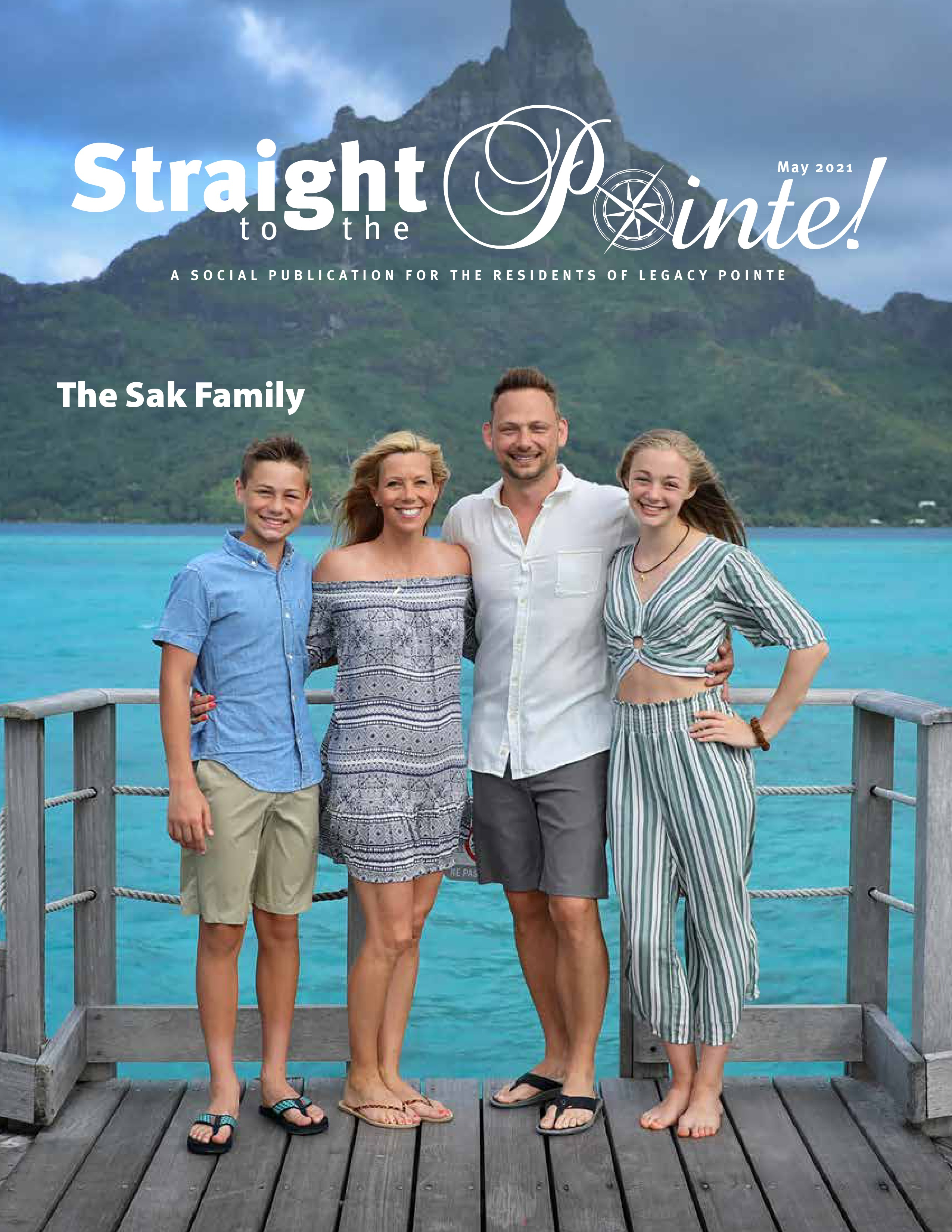 Straight to the Pointe 2021-05-01