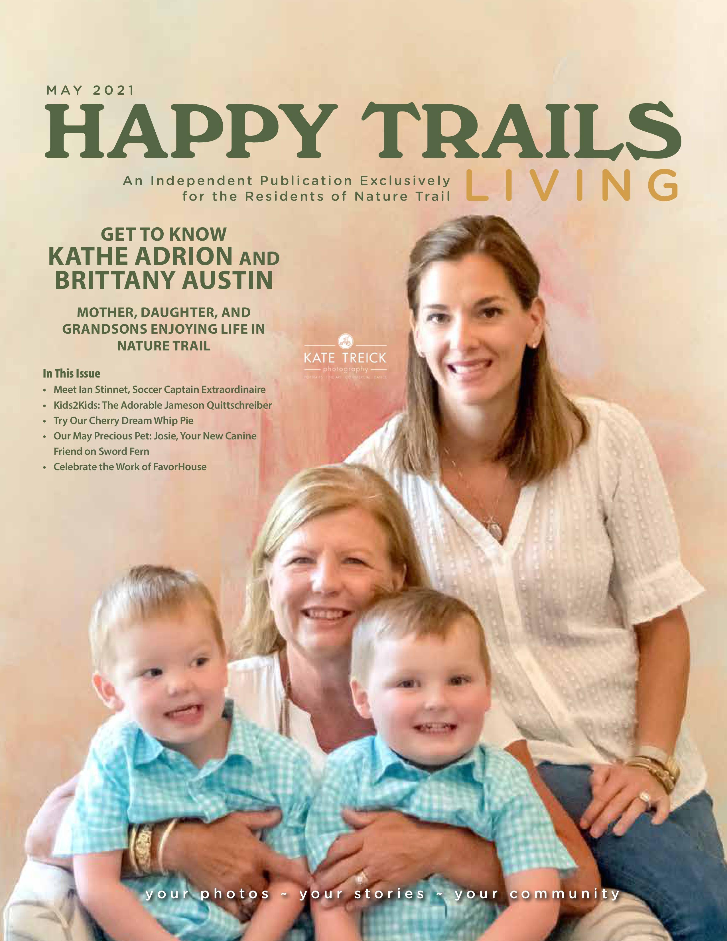 Happy Trails Living 2021-05-01
