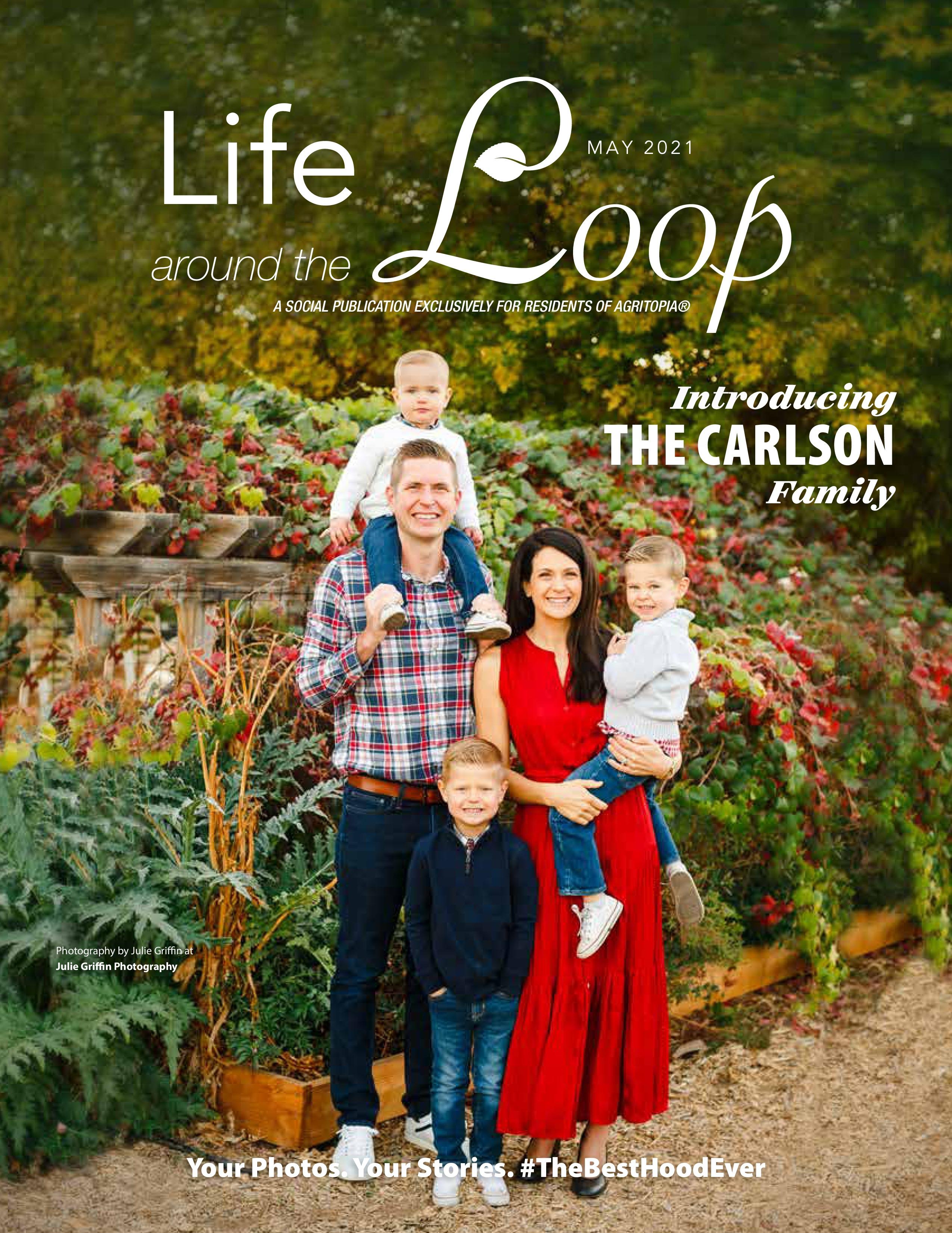 Life Around the Loop 2021-05-01