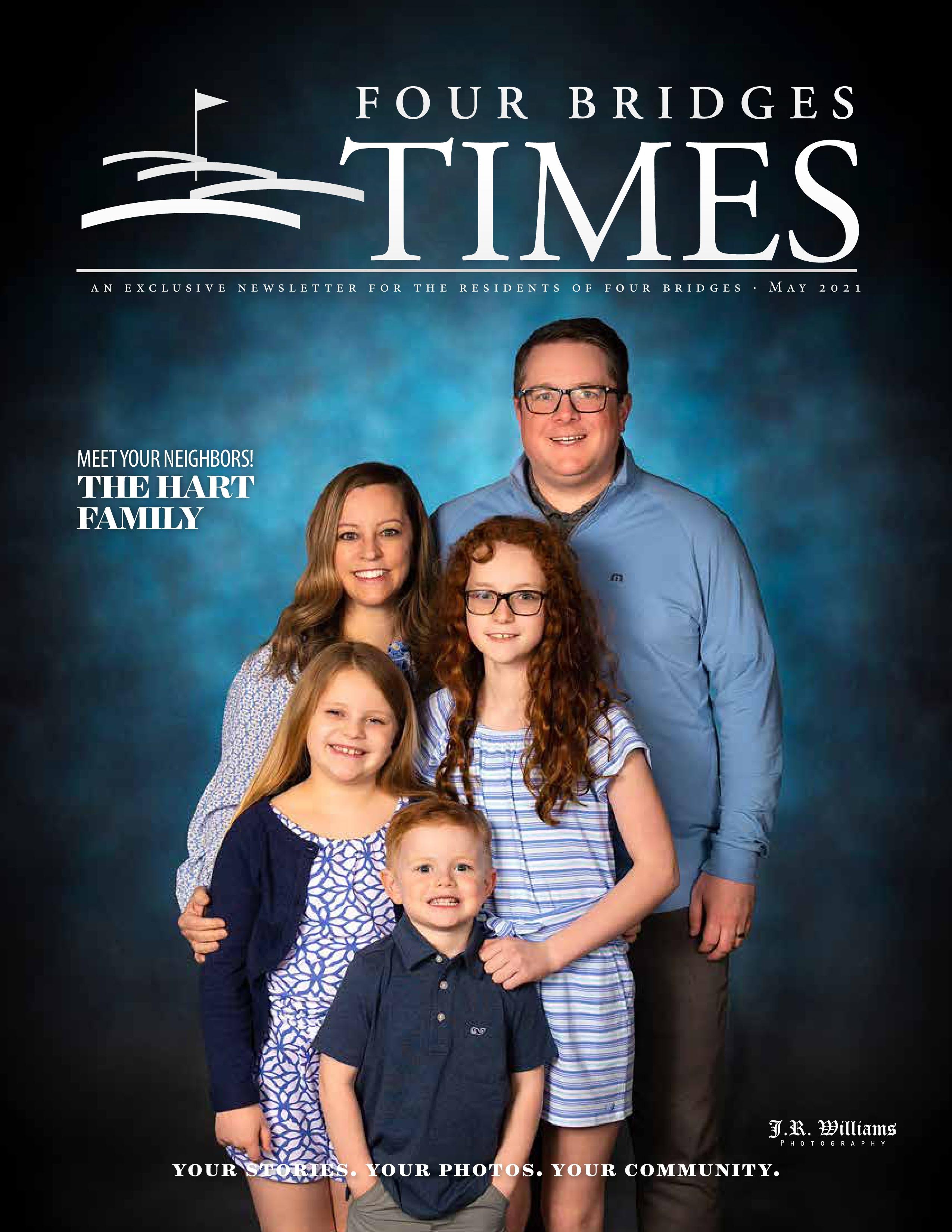Four Bridges Times 2021-05-01