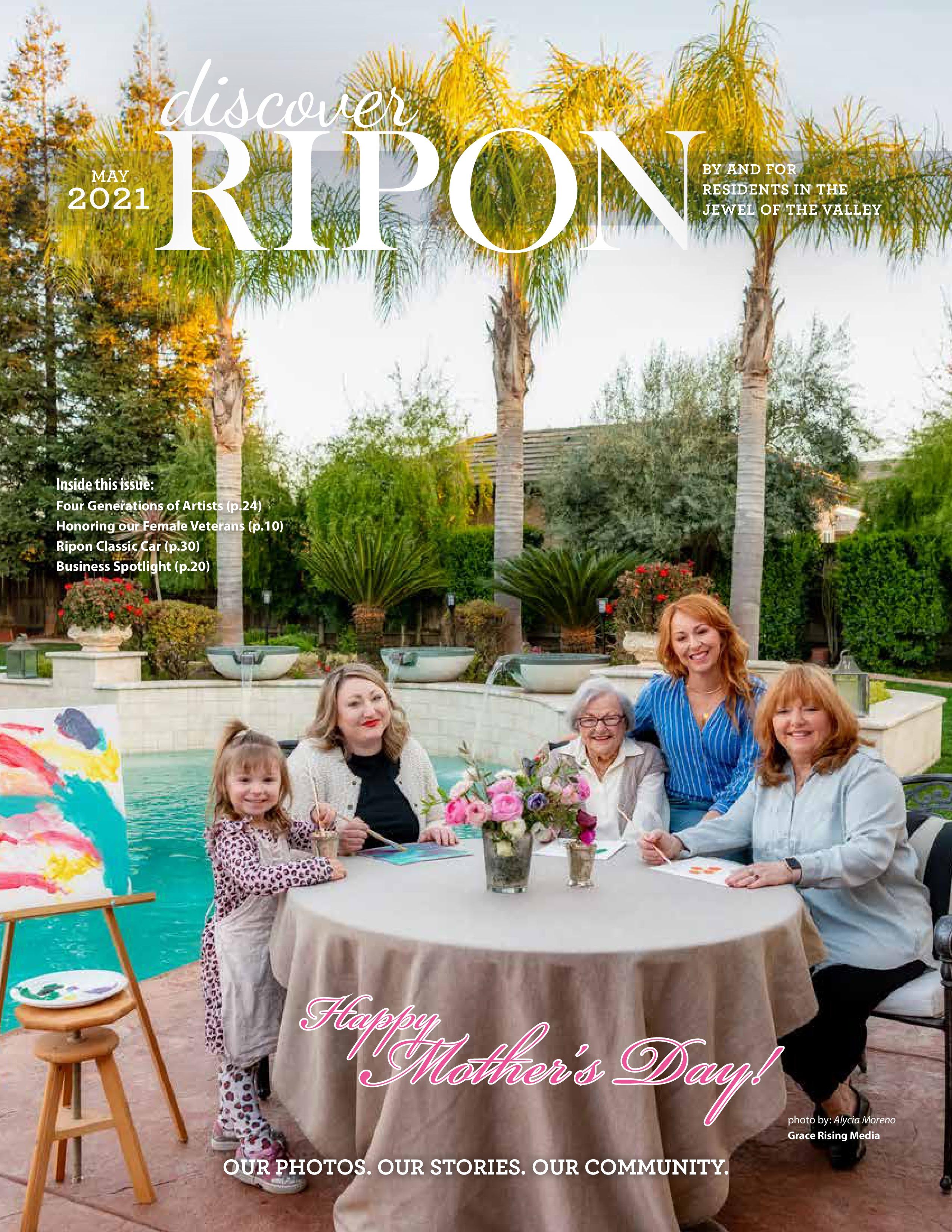 Discover Ripon 2021-05-01