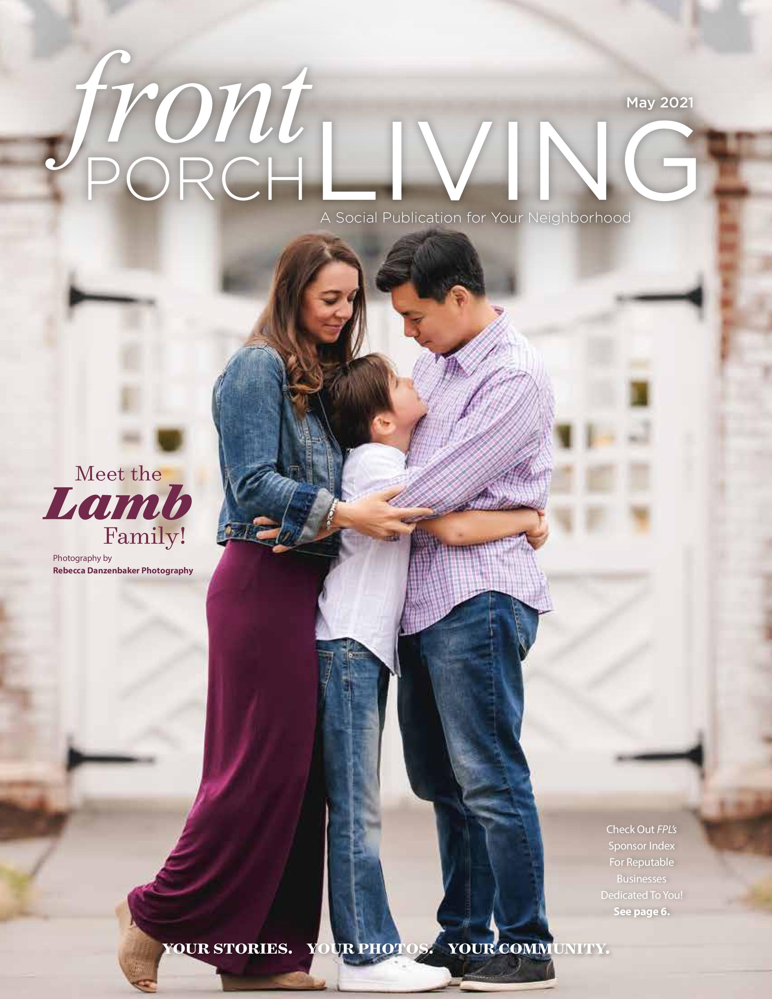 Front Porch Living 2021-05-01