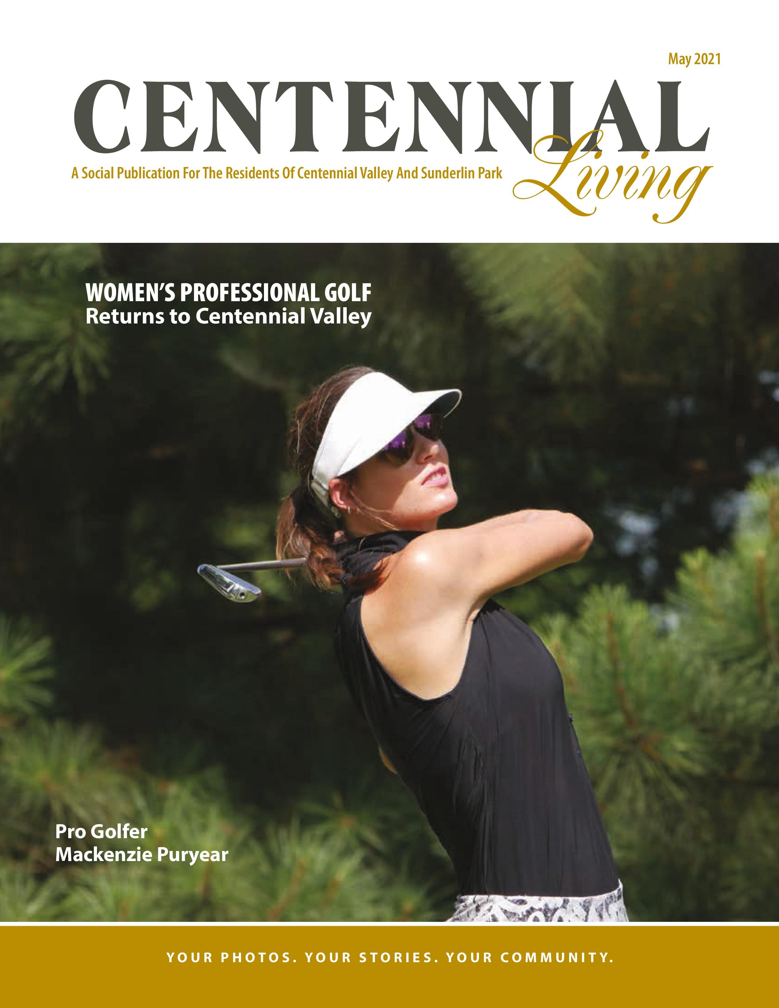 Centennial Living 2021-05-01