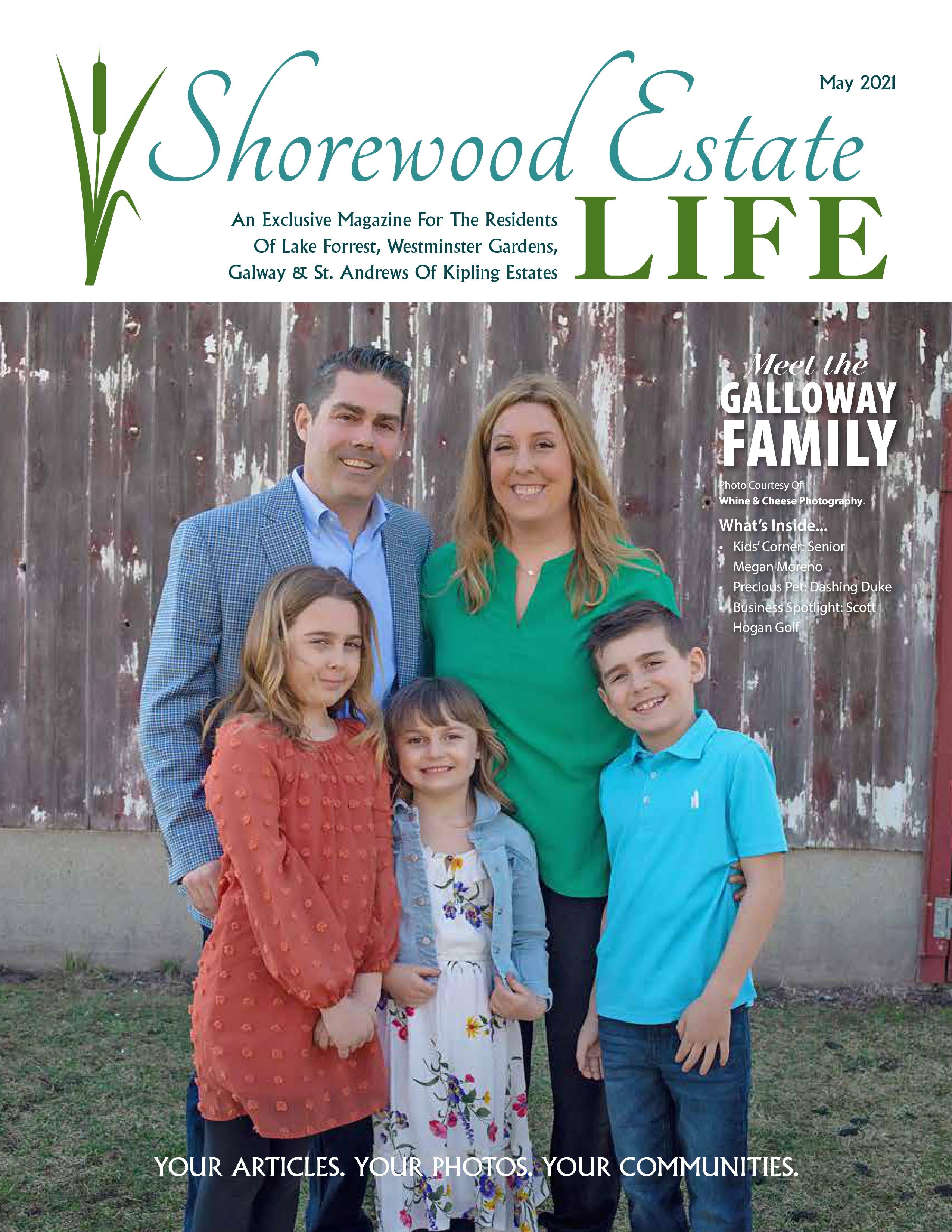 Shorewood Estate Life 2021-05-01