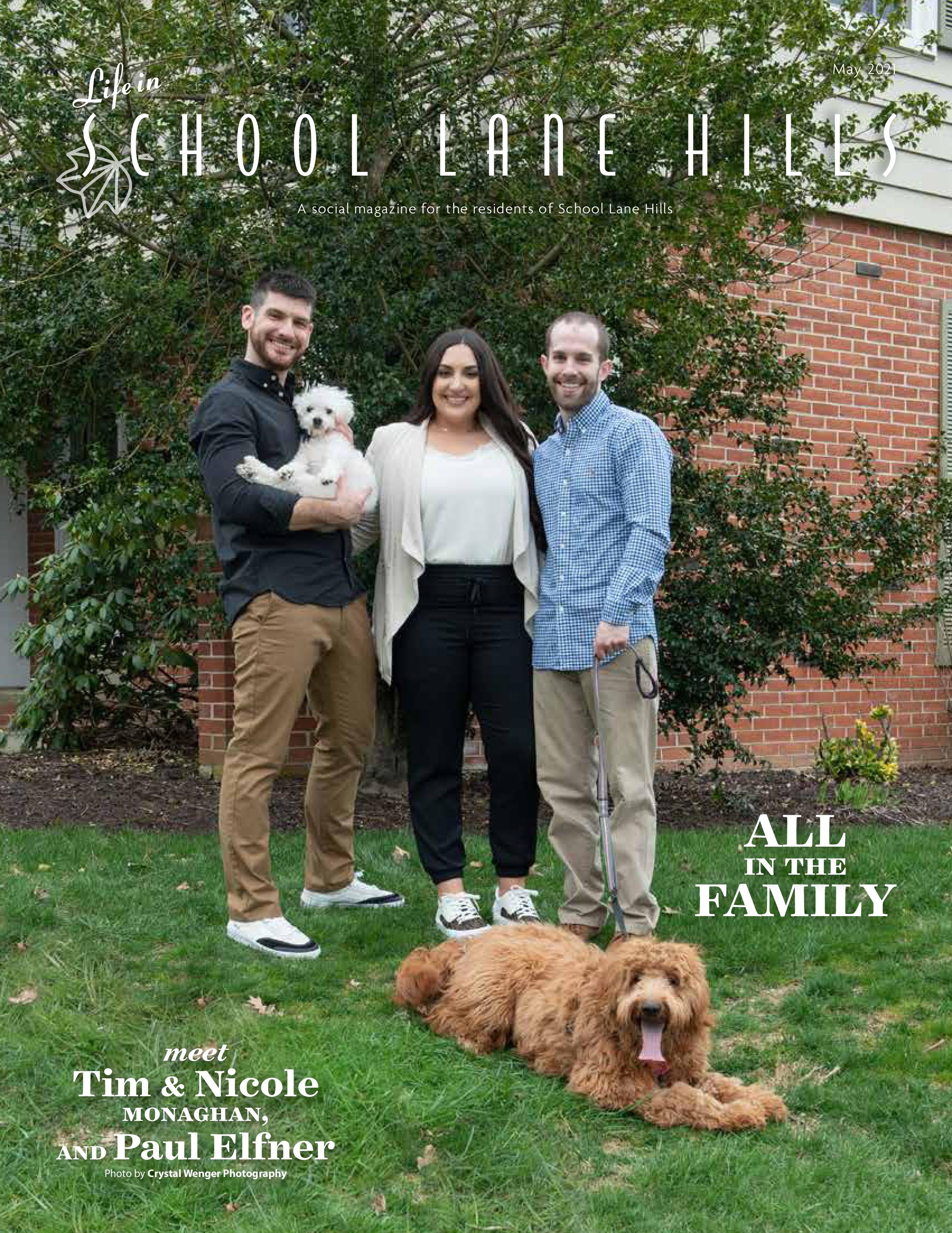 Life in School Lane Hills 2021-05-01